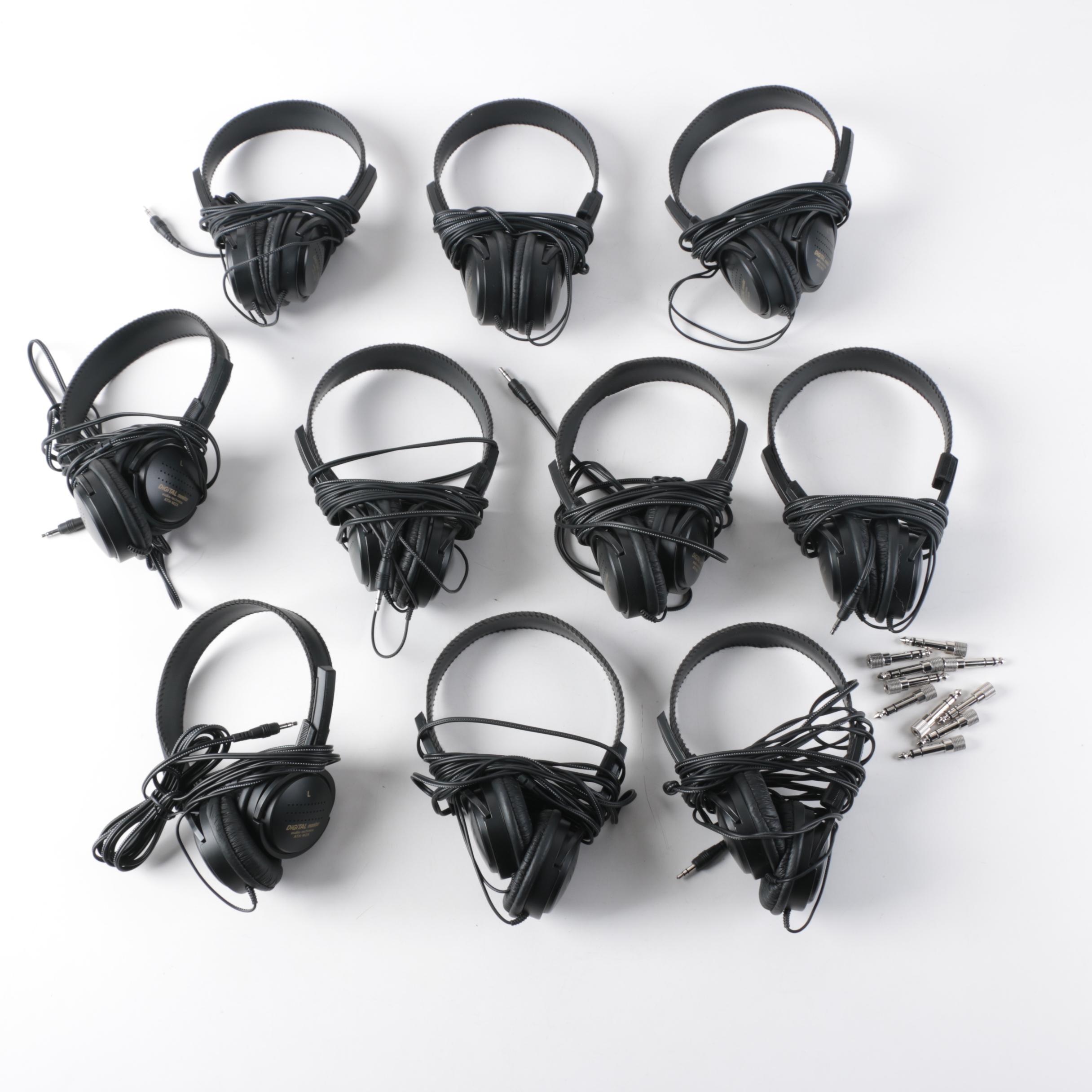 Audio-Technica ATH-M2X Headphones