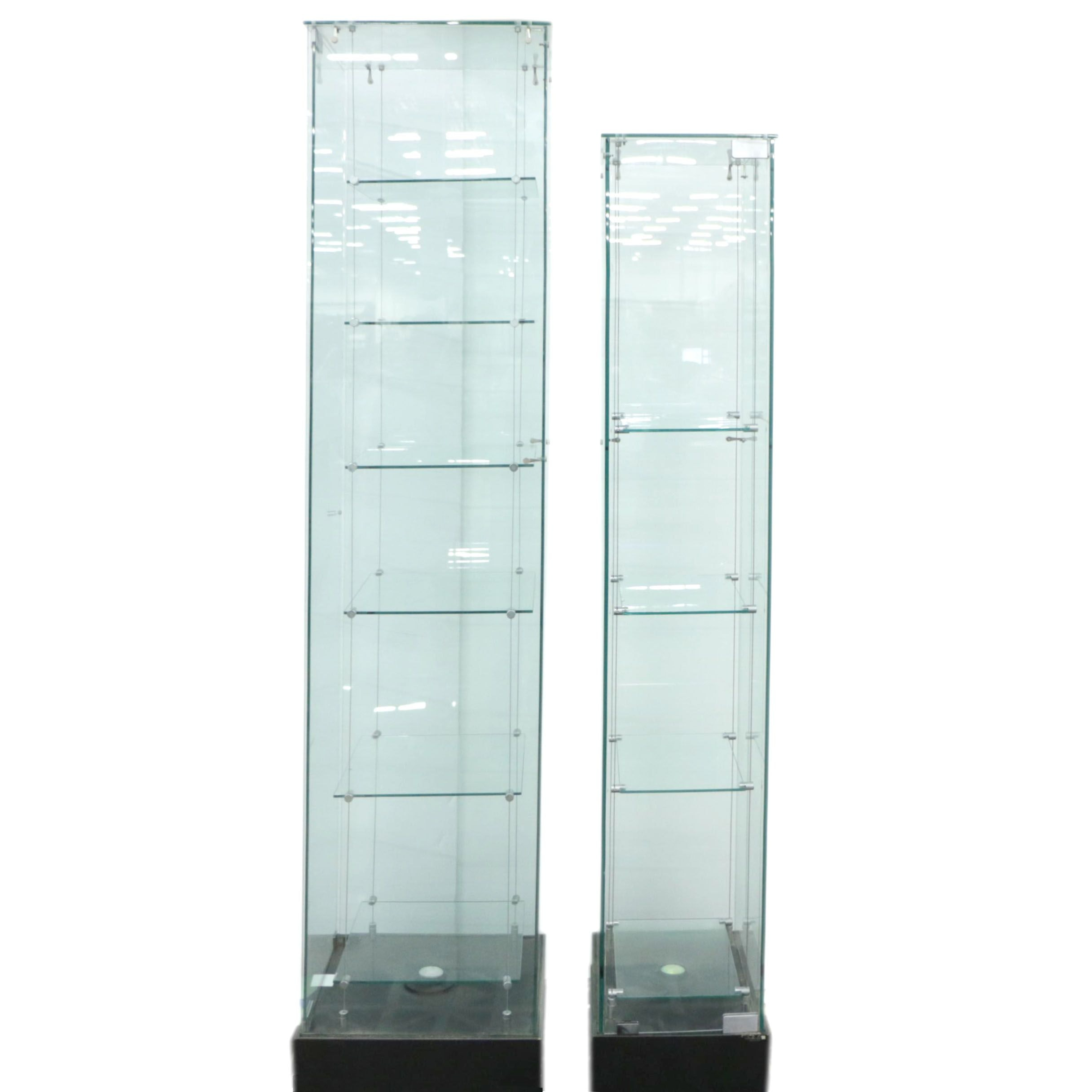 Glass Display Cases by Dalco