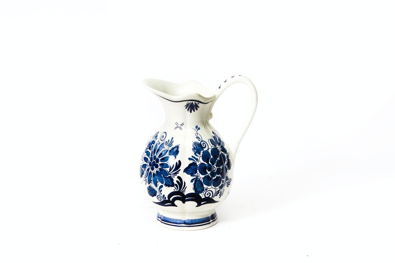 Blauw Delft Pitcher