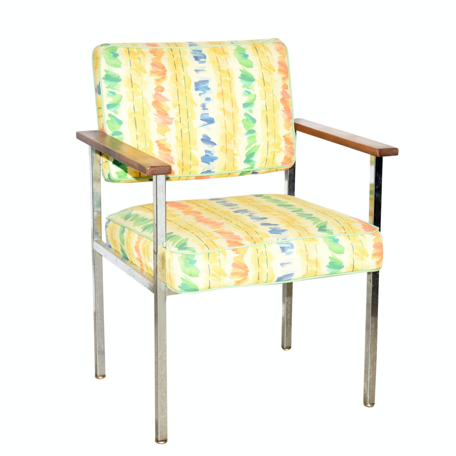 Mid Century Modern Style Side Chair