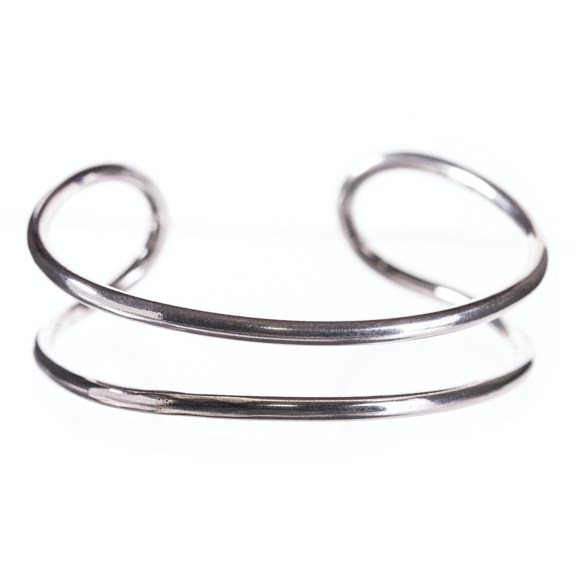 Elsa Peretti for Tiffany & Co. Sterling Silver Cuff Bracelet