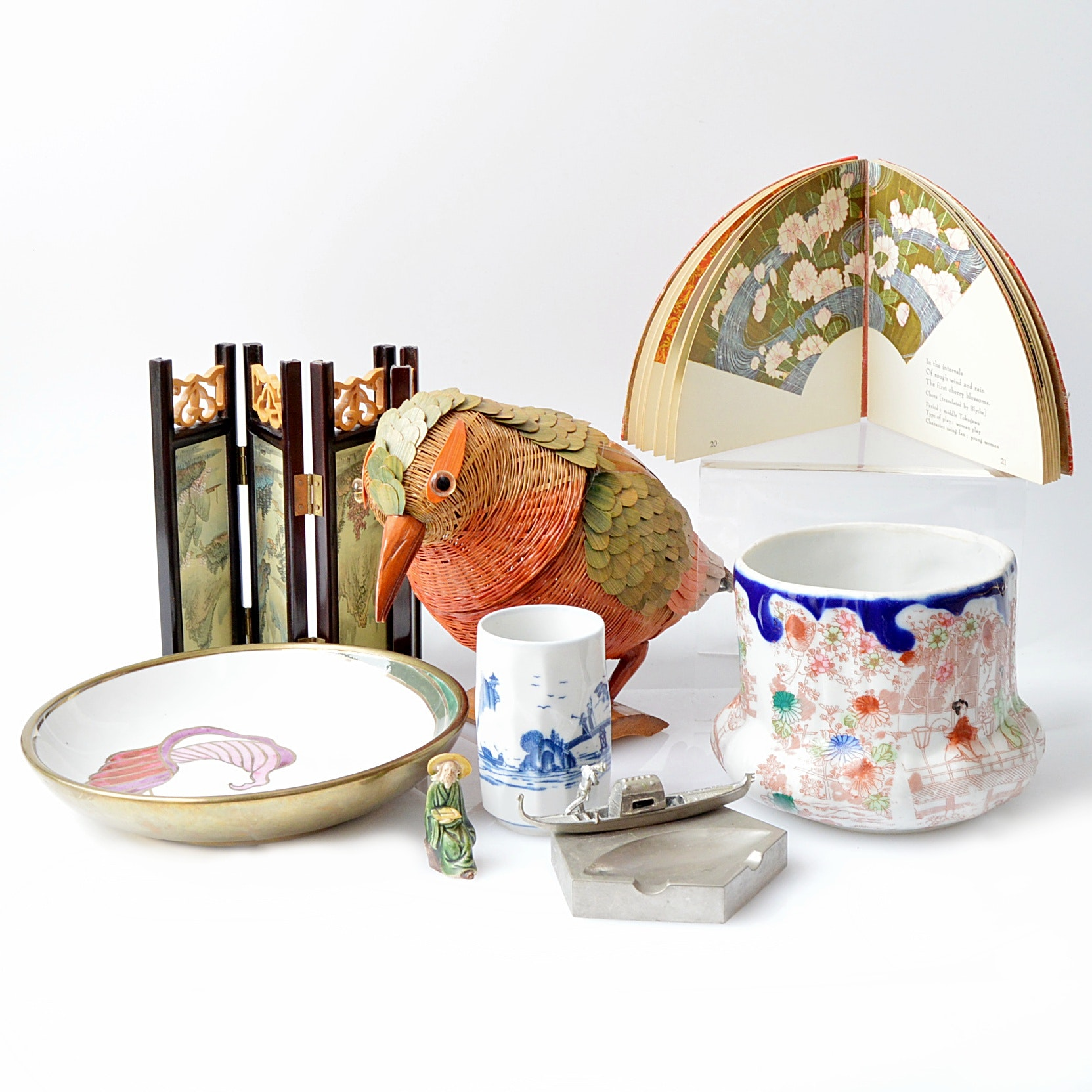 Vintage Asian Collectibles