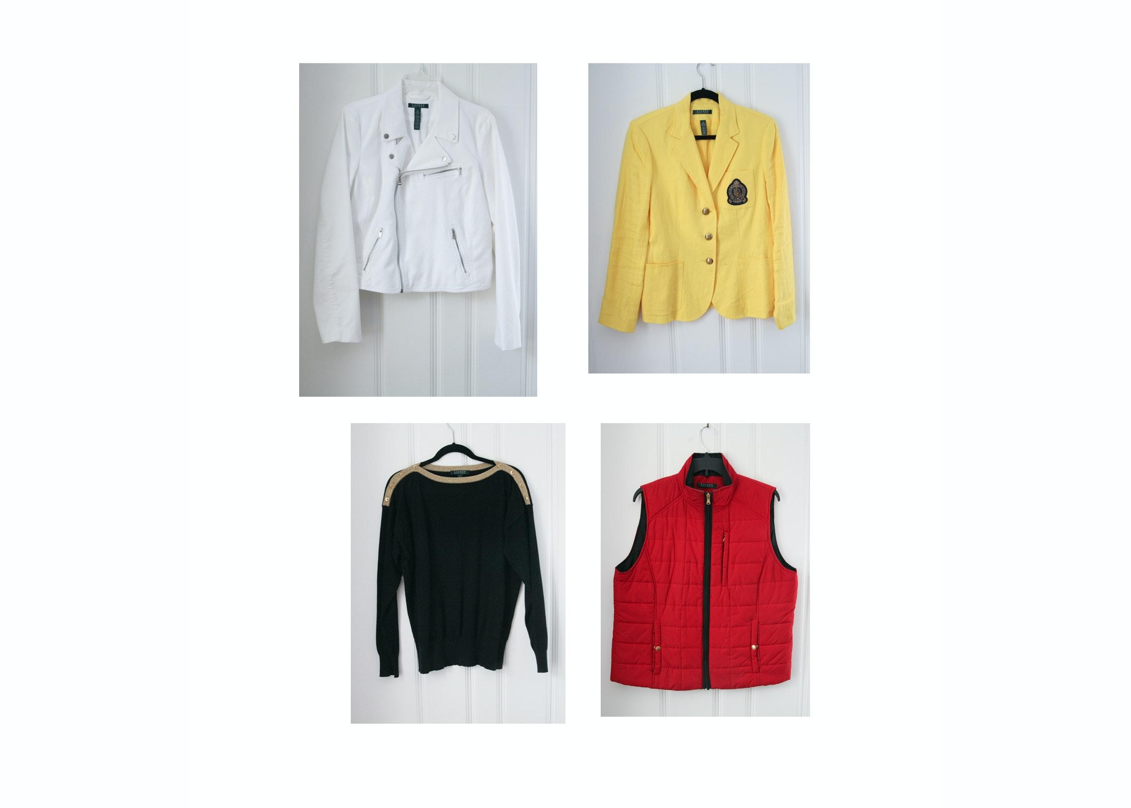 Women's Lauren Ralph Lauren Outerwear
