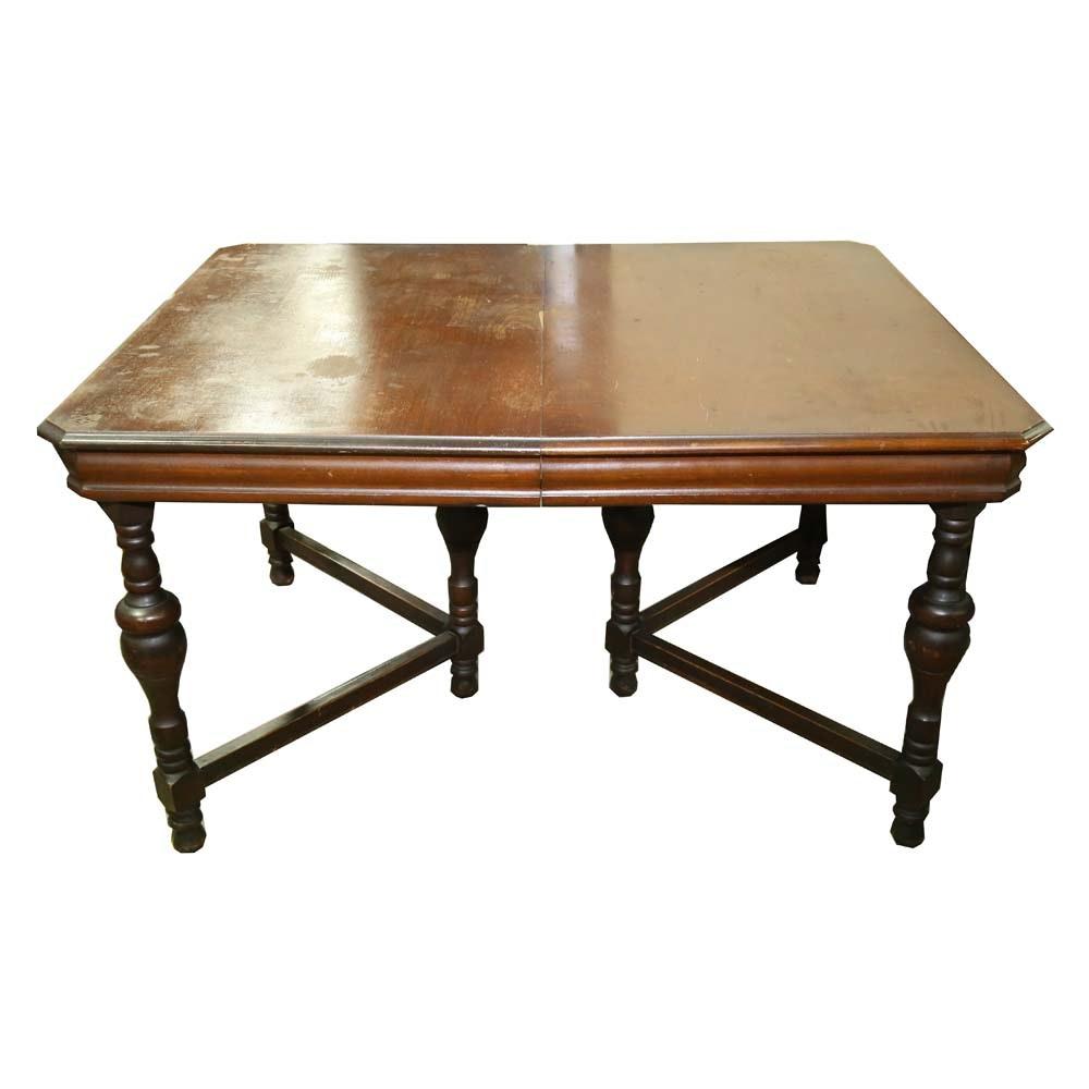Vintage Depression Era Dining Table