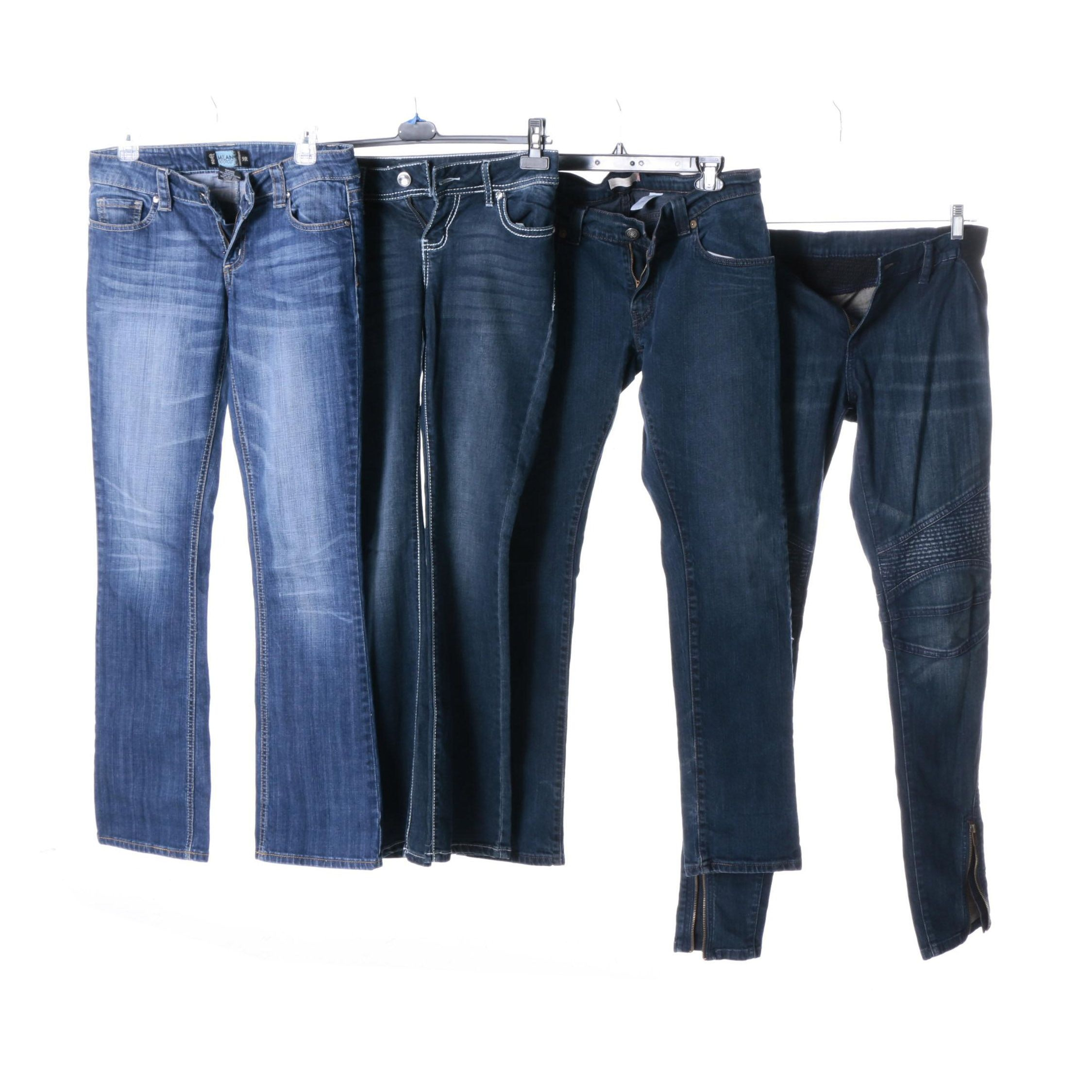 Women's Jeans Including Apt. 9, Levi's and BCBG Max Azria