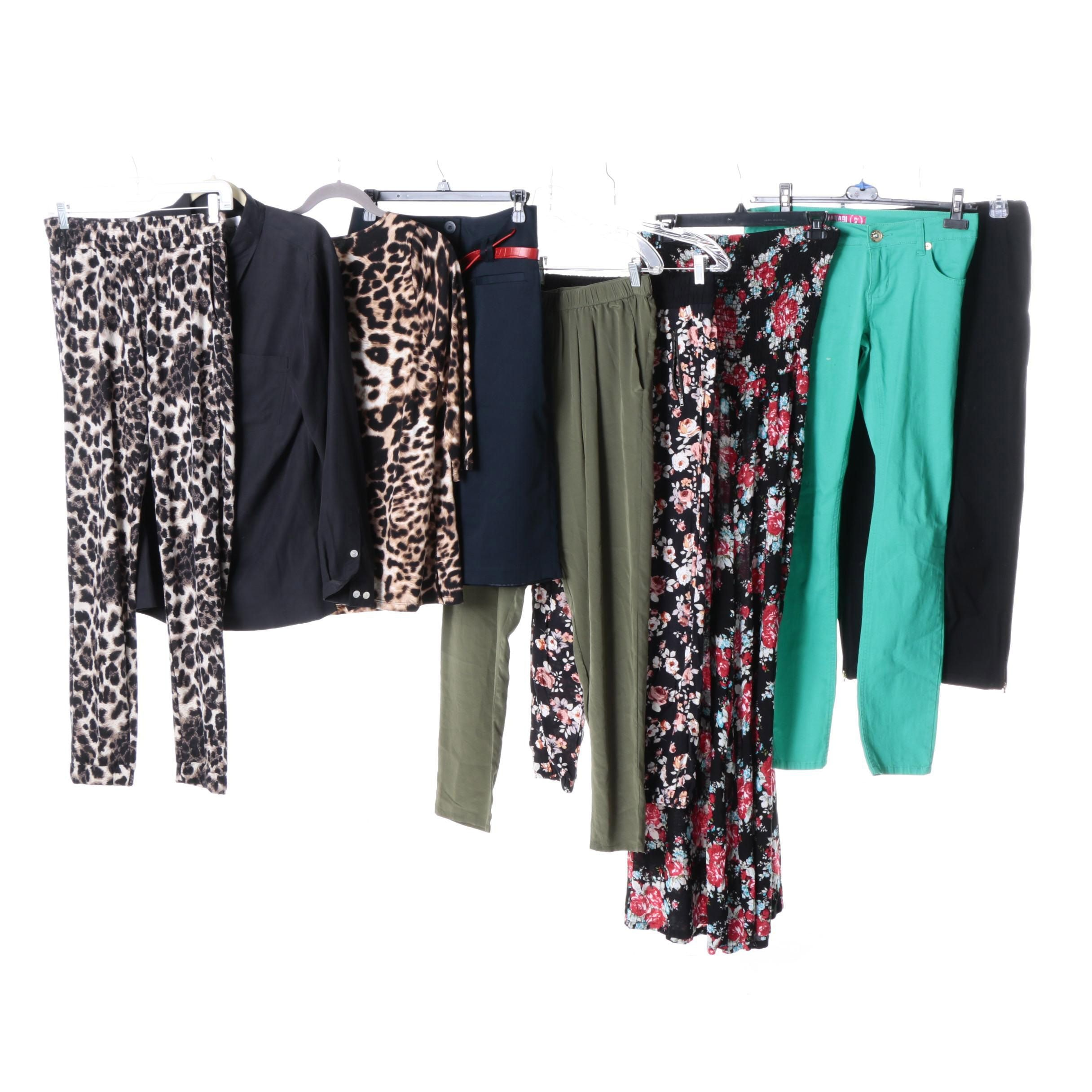 Women's Separates Including Lizden, Gypsy and Bongo