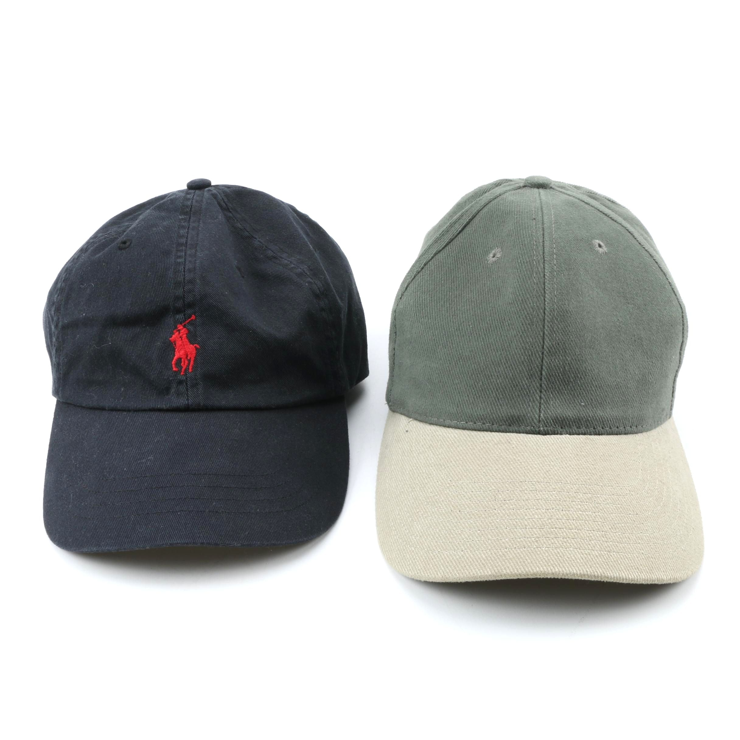 Baseball Caps Including Polo by Ralph Lauren