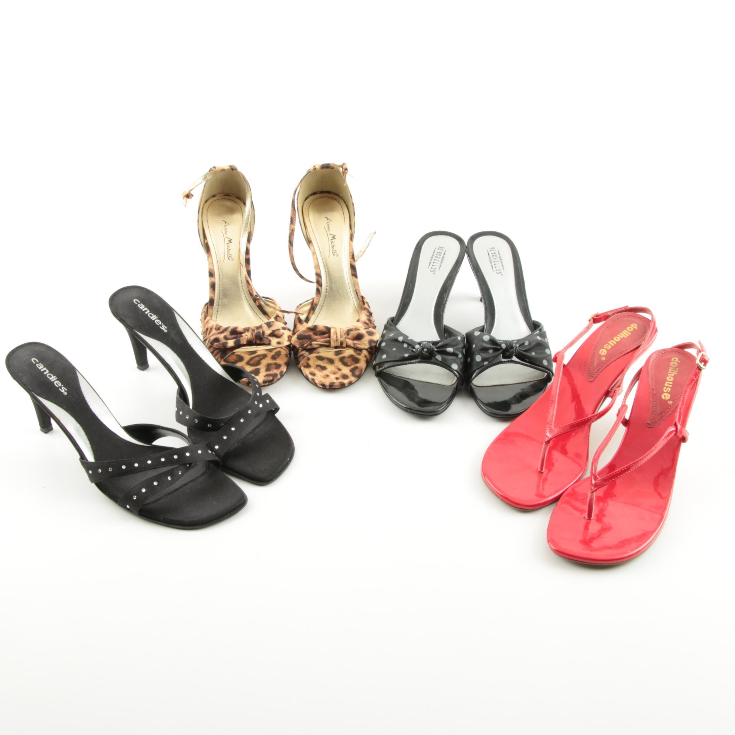 Women's Sandals Including Seychelles