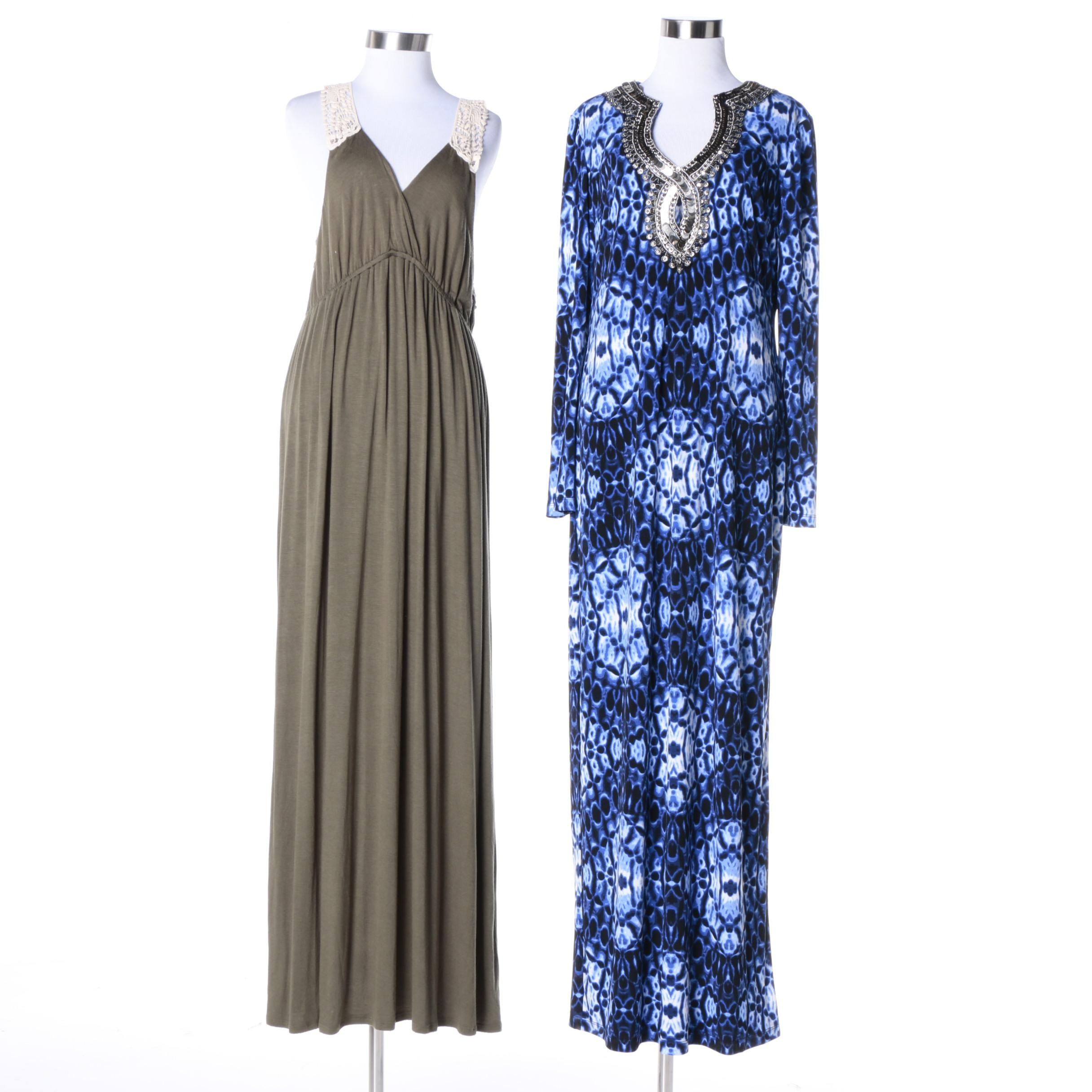 Women's Summer Maxi Dresses