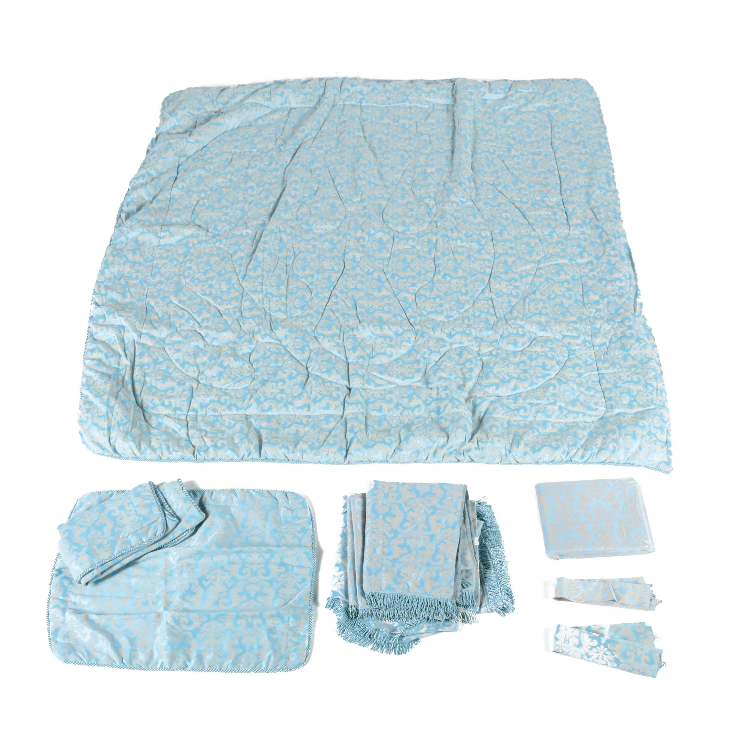 Domestications Bedding Set
