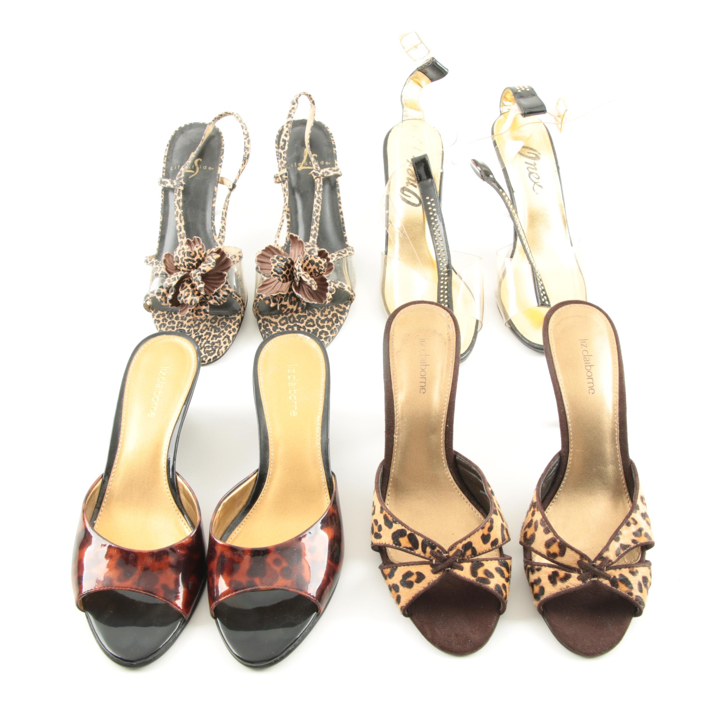 Women's High Heels, Including Liz Claiborne