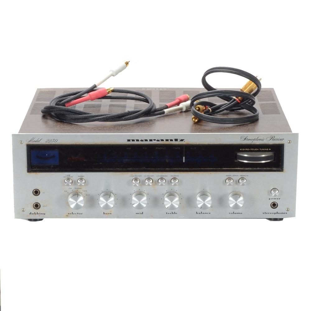 Marantz M2230 Stereo Receiver