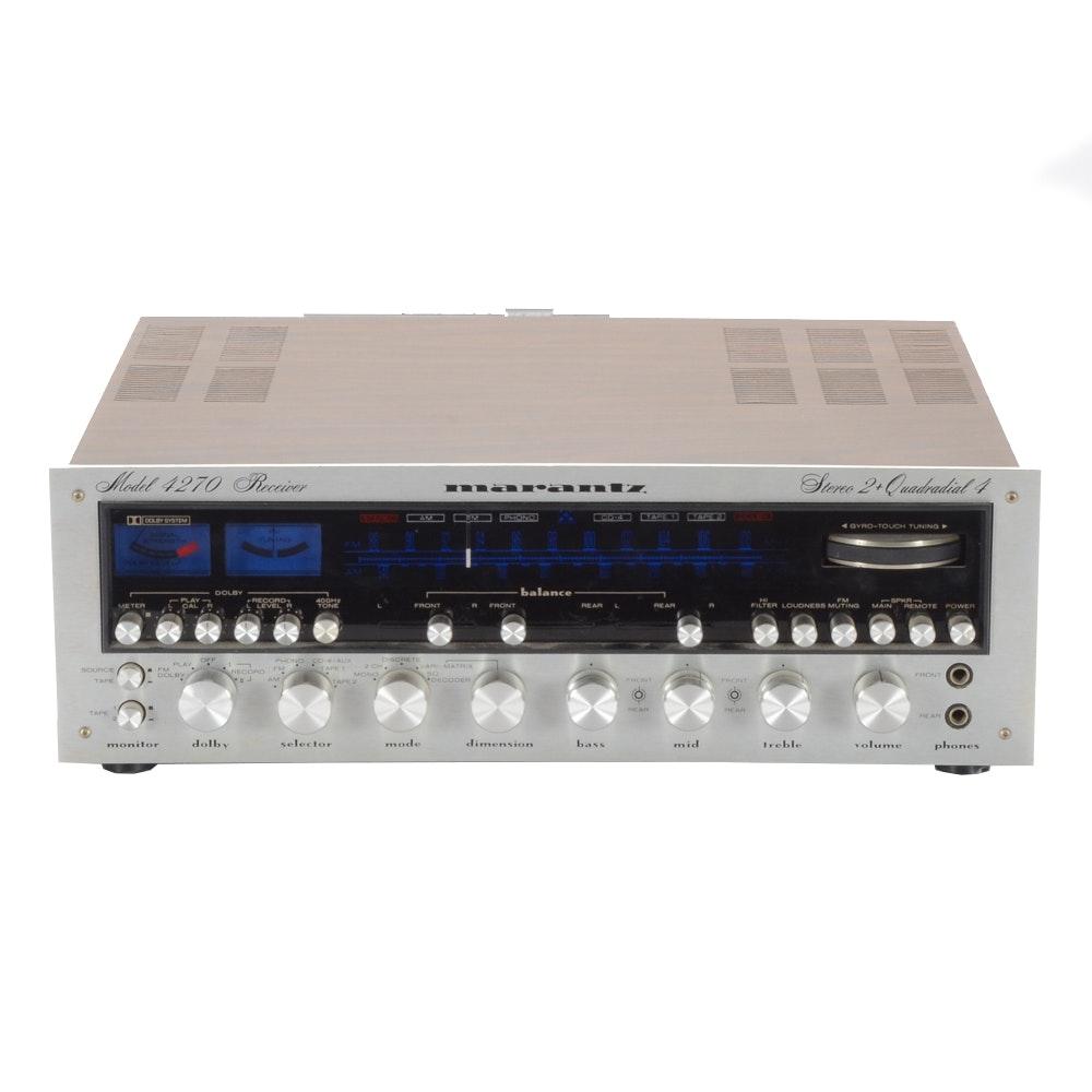 Marantz M4270 Stereo Receiver
