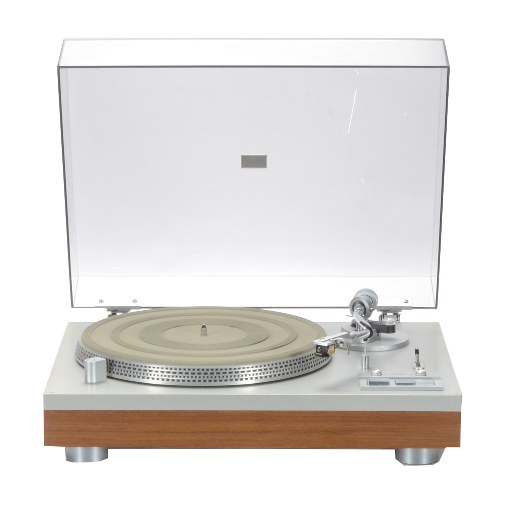 Yamaha YPD6 Turntable