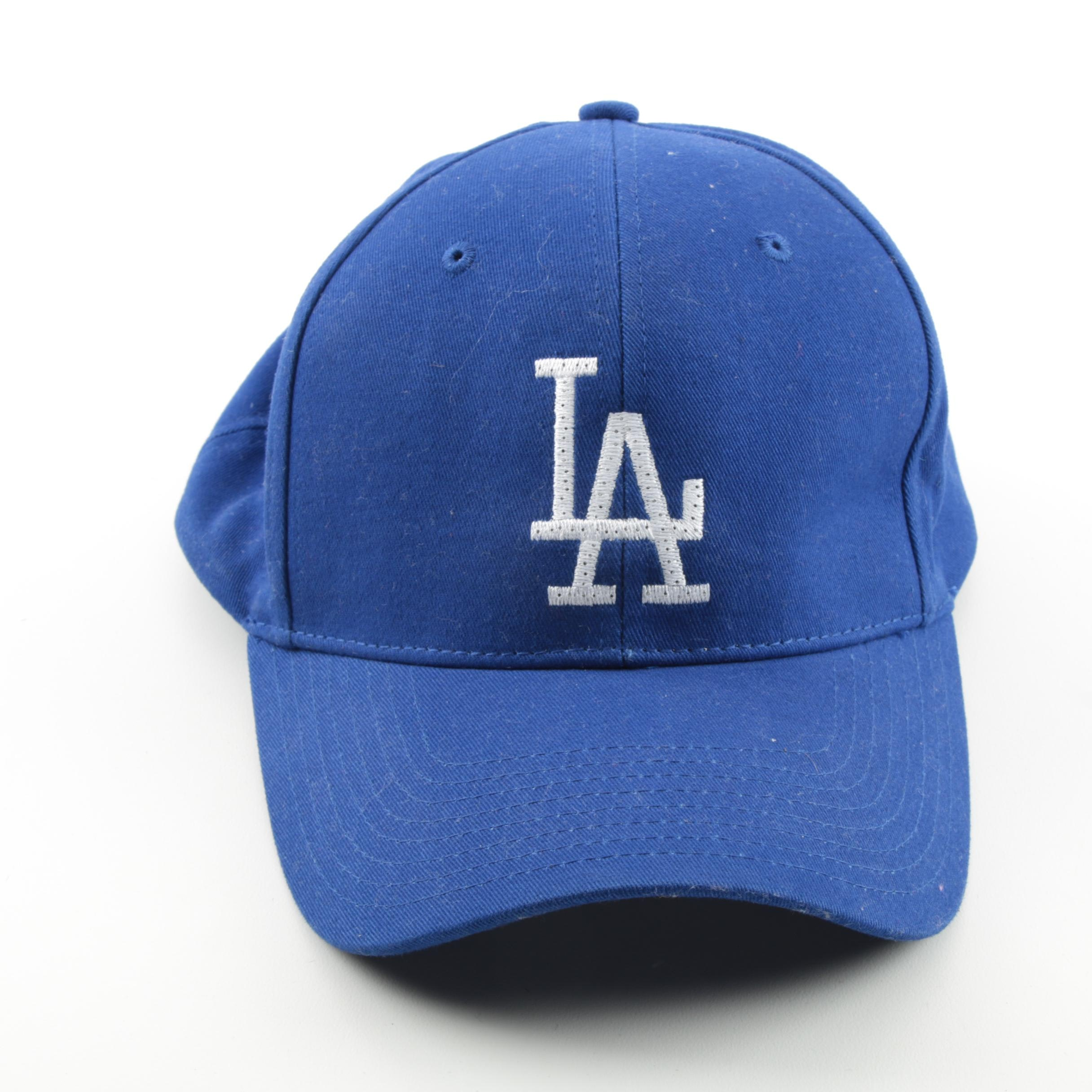 L.A. Dodgers Lightwear Light Up Baseball Cap