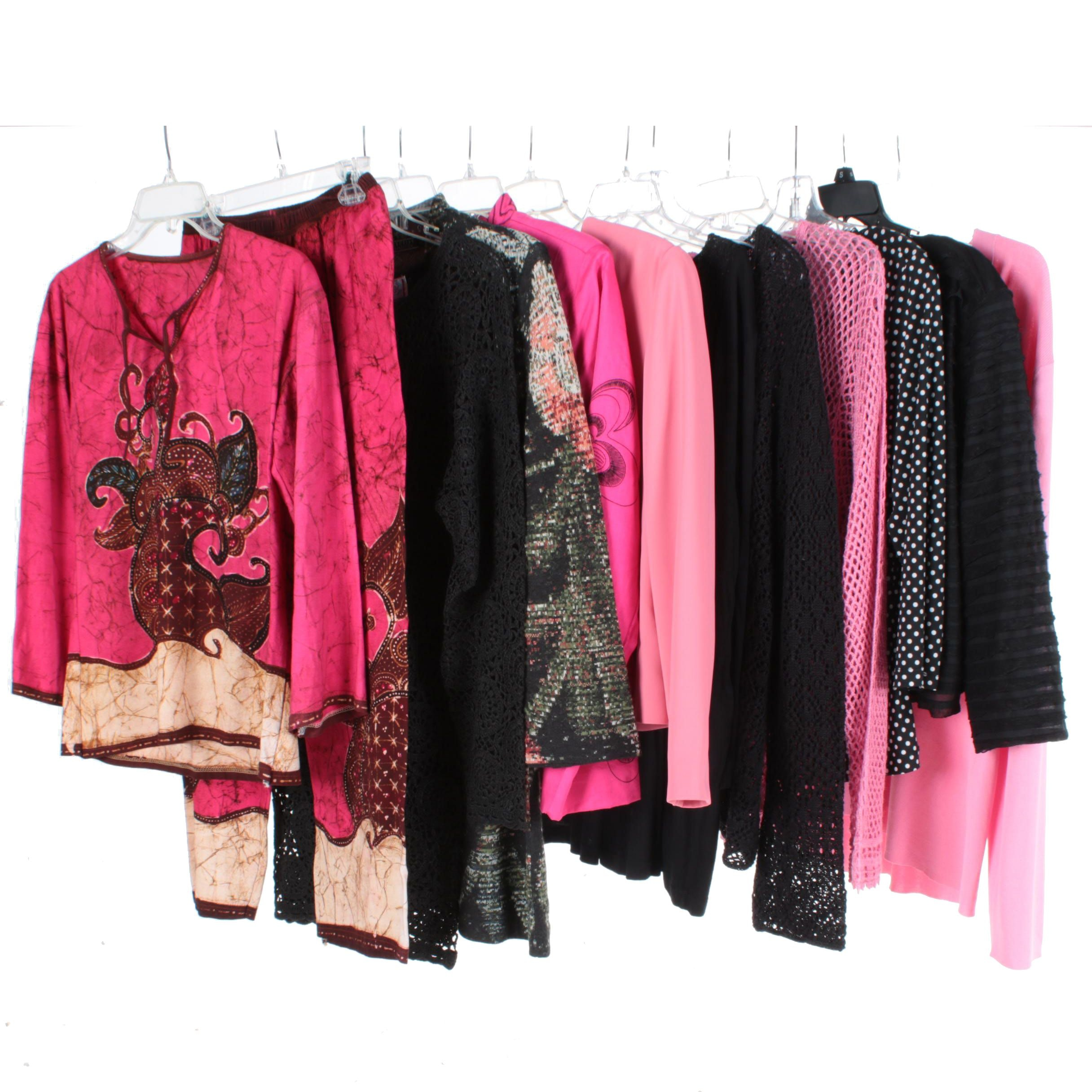 Women's Sweater, Jacket, and Separates Variety