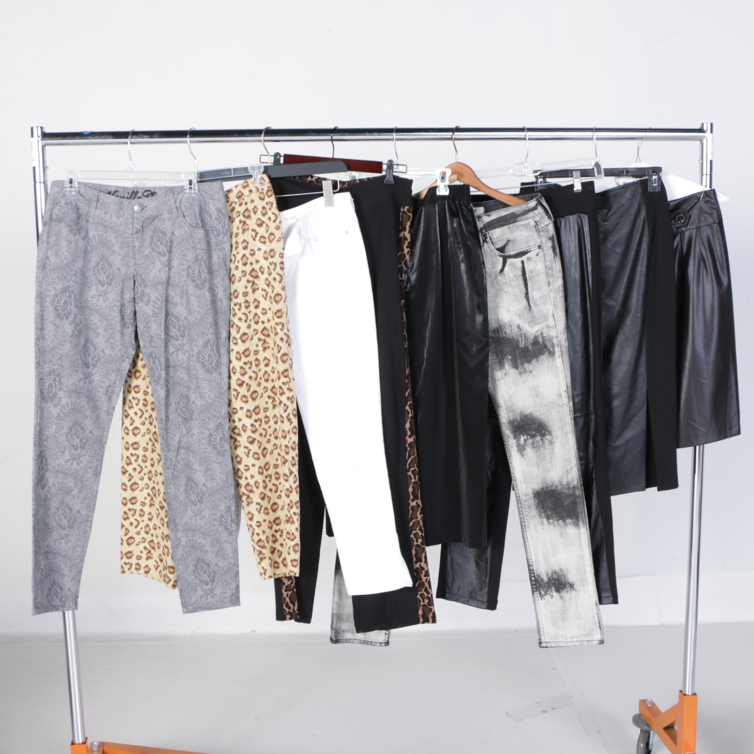 7 Pants 2 Skirts