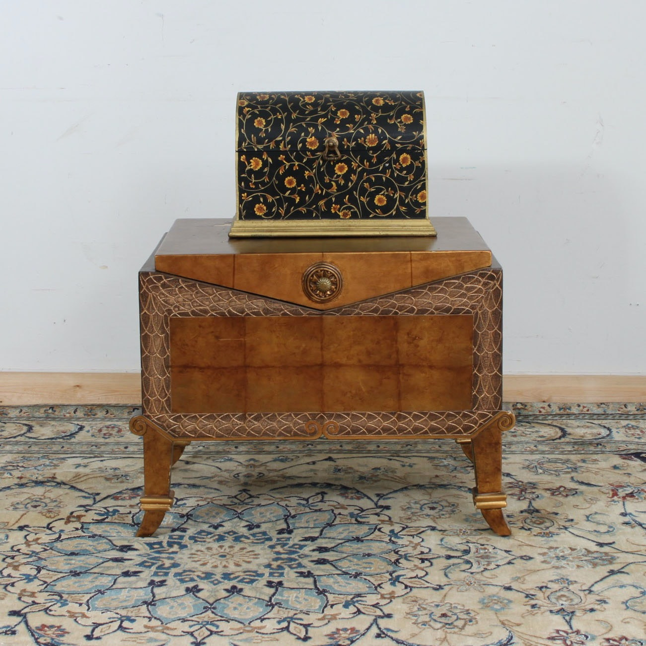 Two Decorative Chests