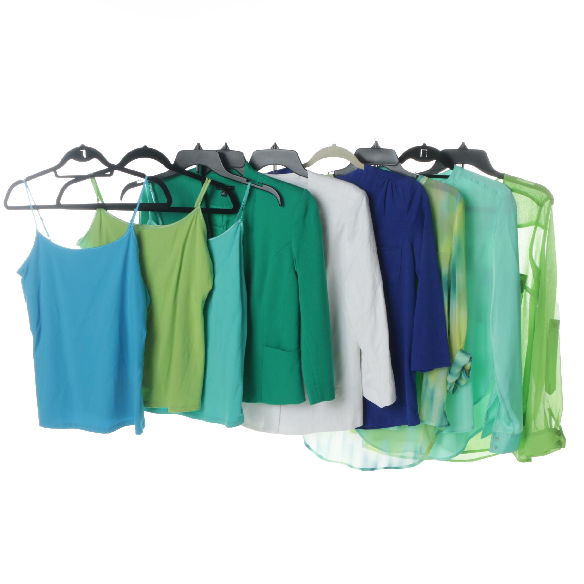Women's Cool Colored Separates