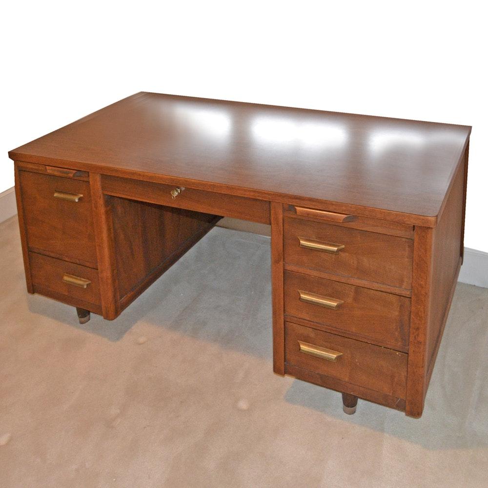 Mid Century Modern Desk by Jofco