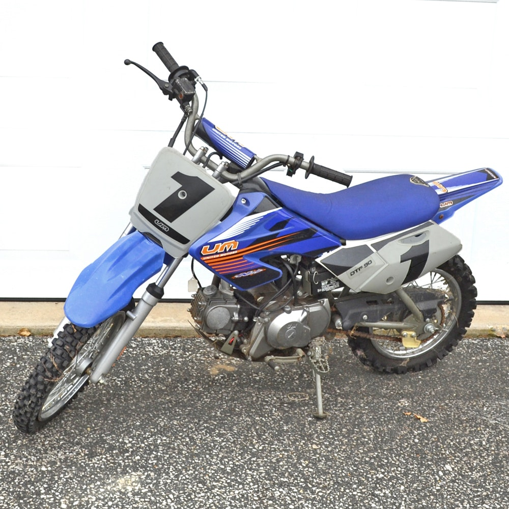 United Motors DTF 90 Youth Dirt Bike