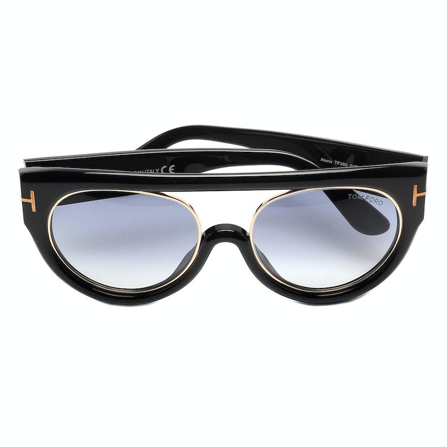 859c463733 Tom Ford Alana Sunglasses   EBTH