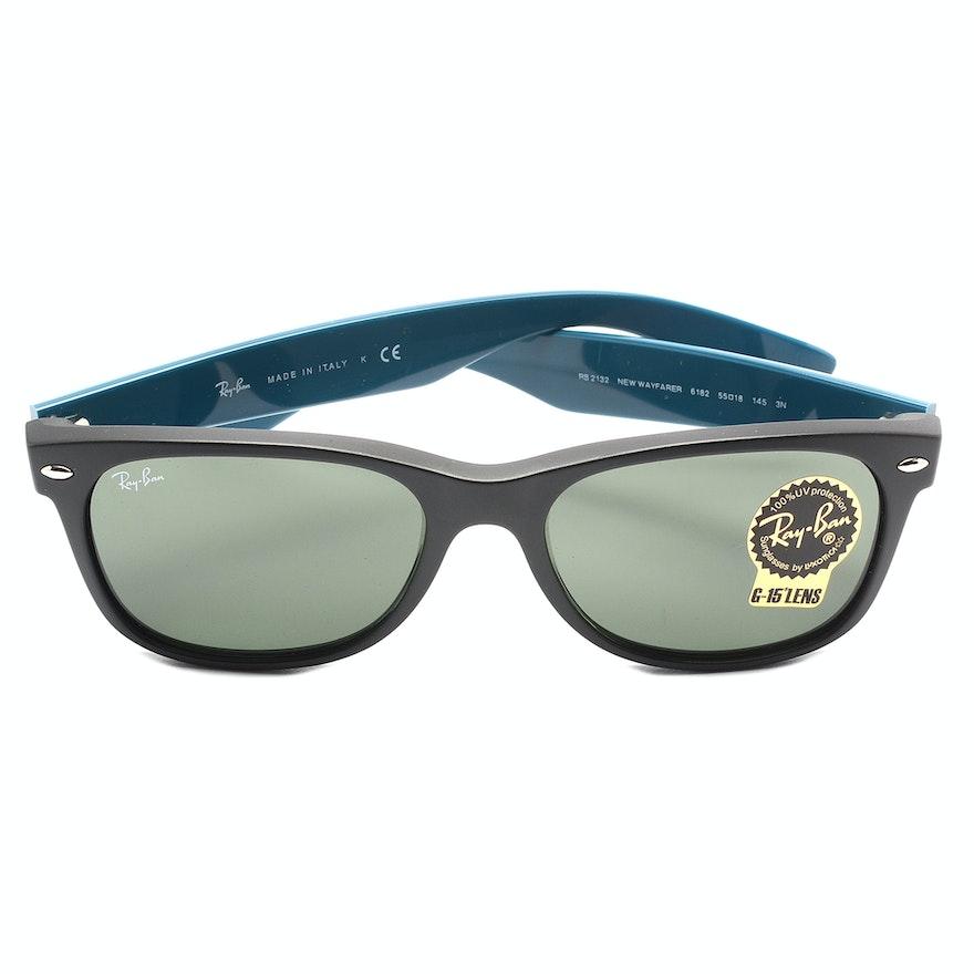 898a8b8d01 Ray-Ban New Wayfarer Sunglasses   EBTH