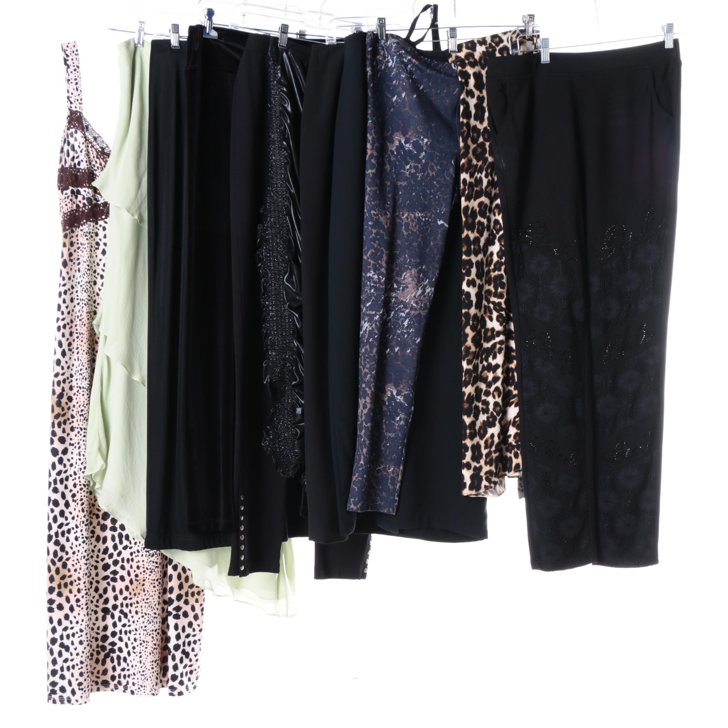 Women's Leggings, Pants and Dress