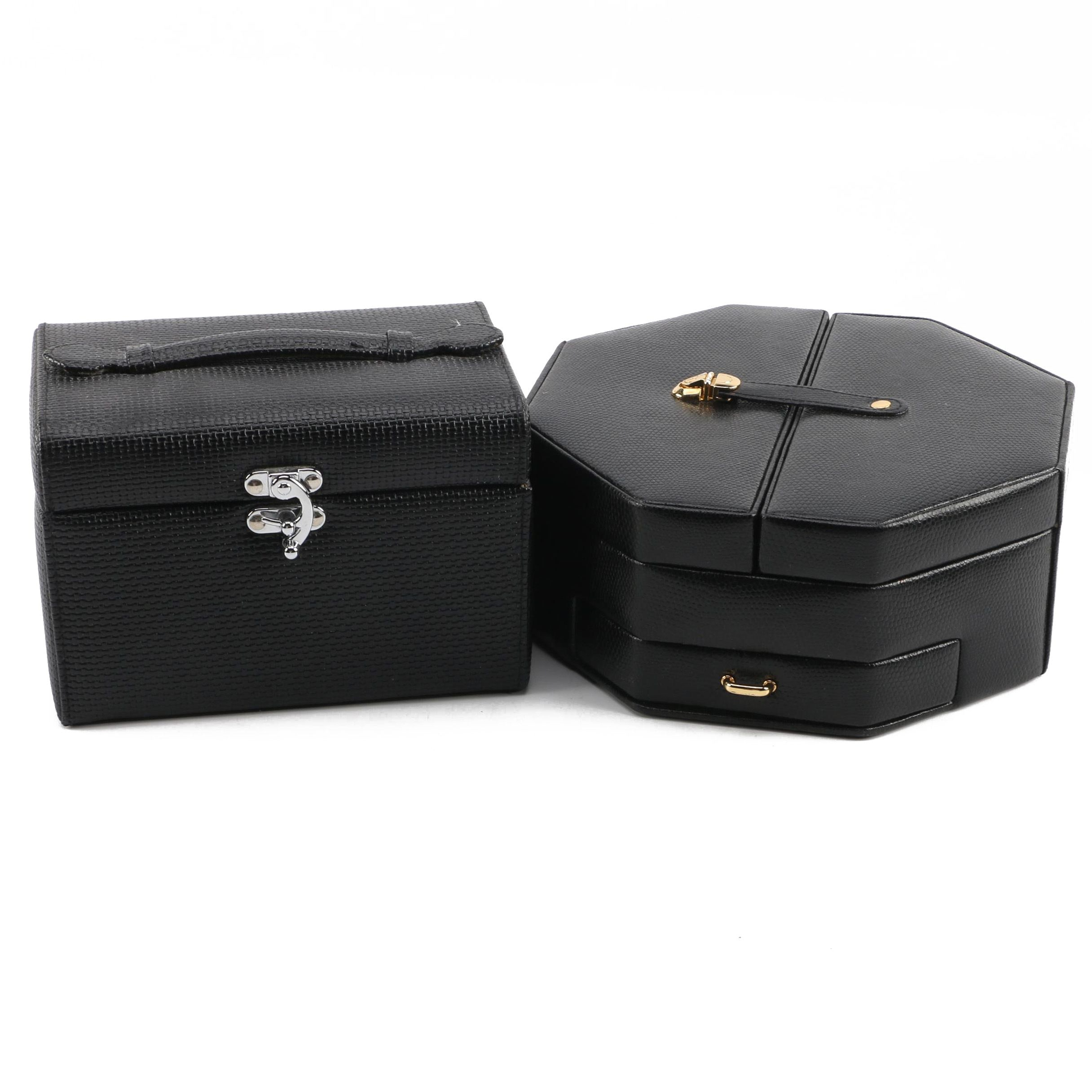 Traveling Jewelry Boxes