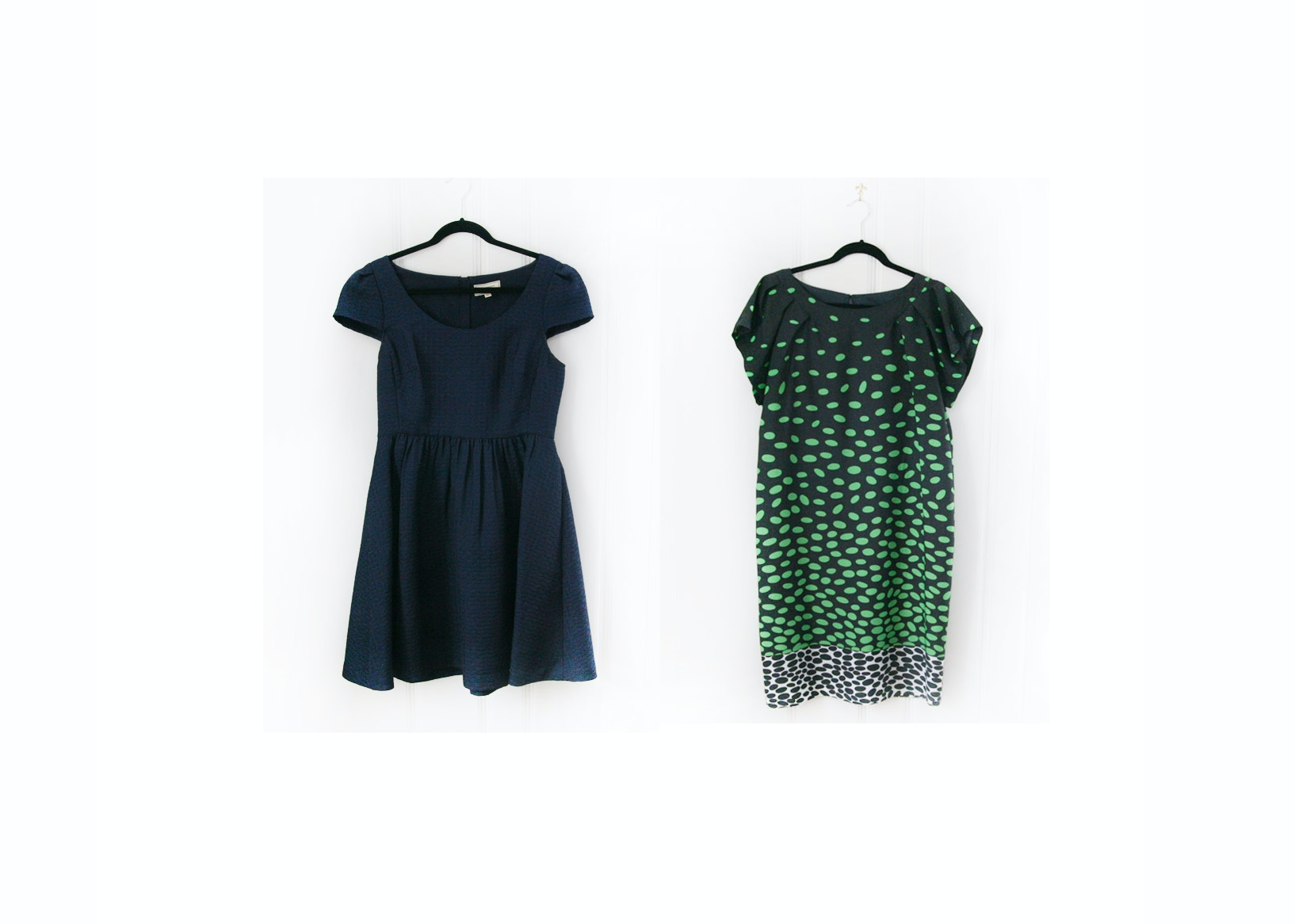 Adrianna Papell and Moulinette Soeurs Dresses
