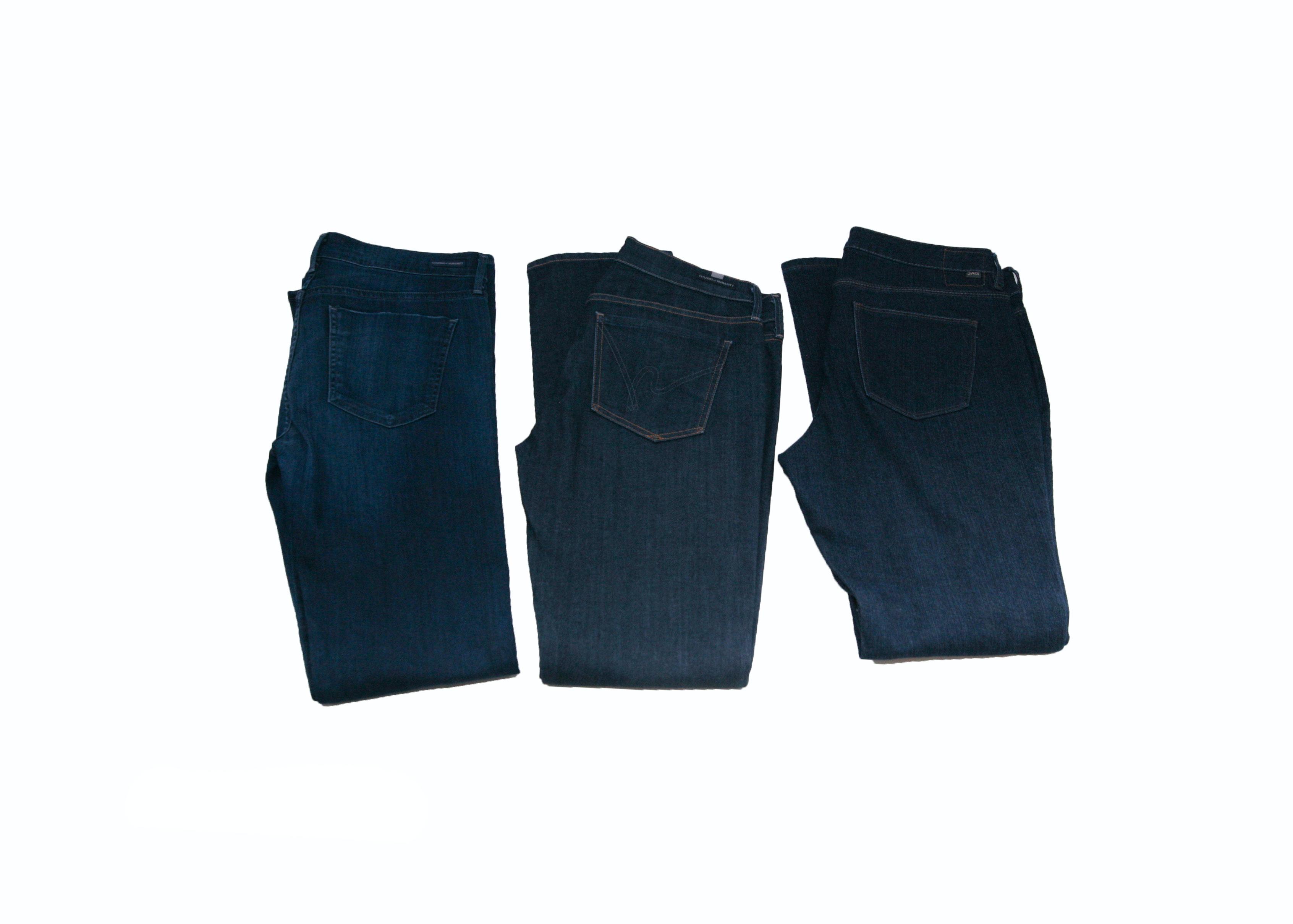 Women's Designer Denim Jeans Including Citizens of Humanity