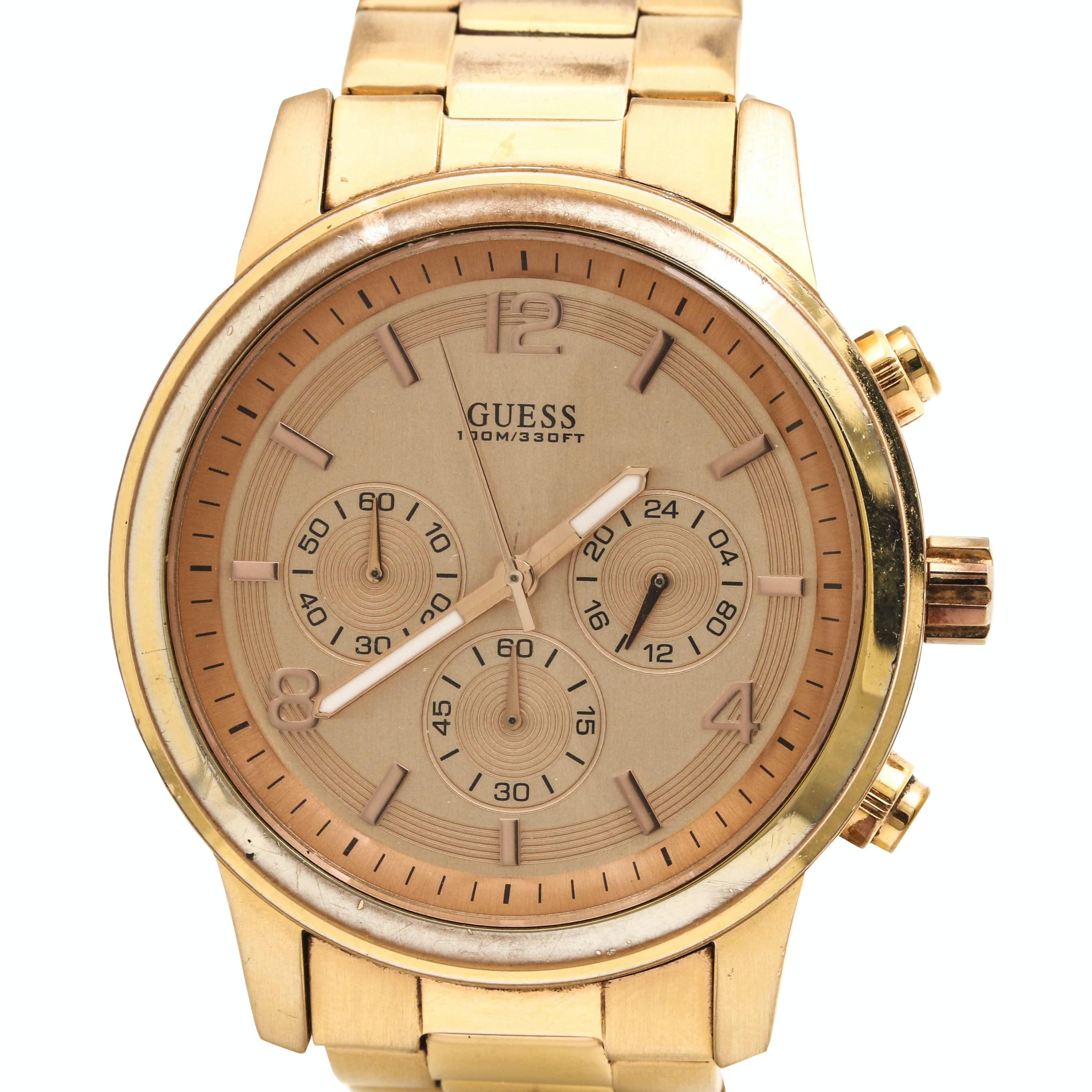 Guess Chronograph Wristwatch