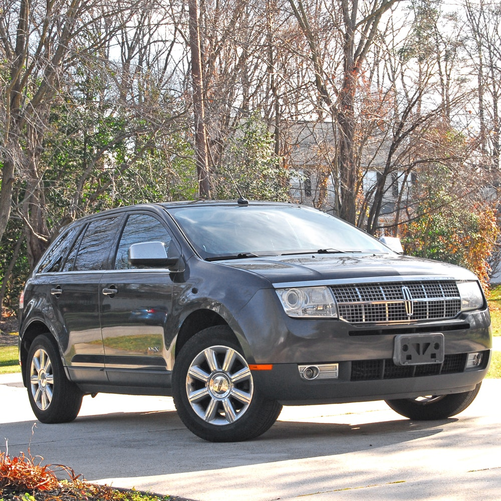 2007 Lincoln MKX Luxury Vehicle