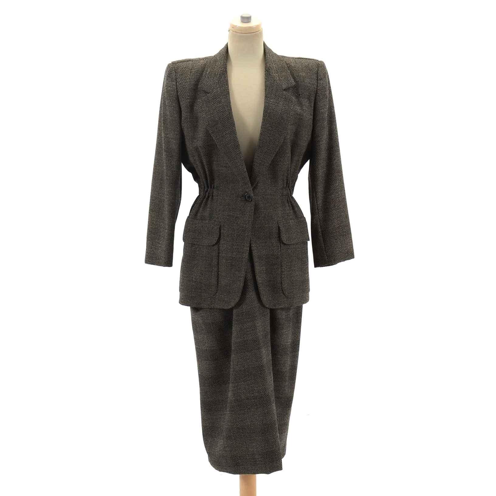 Vintage Donna Karan Women's Suit