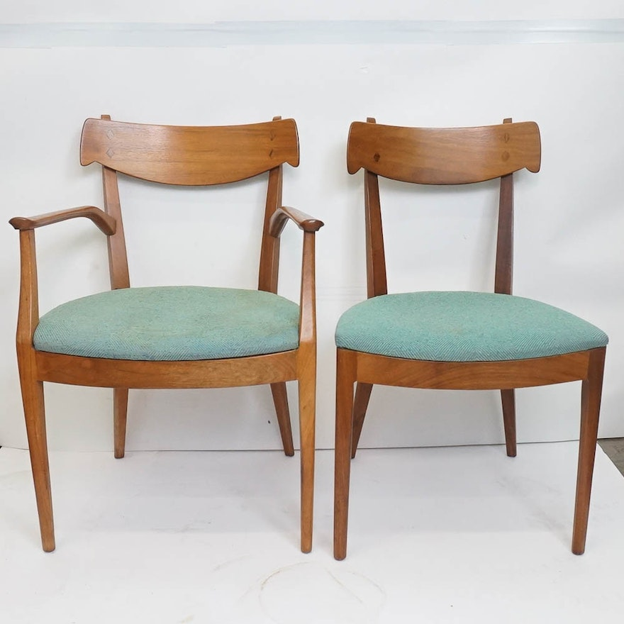 Mid Century Modern Chairs By Drexel
