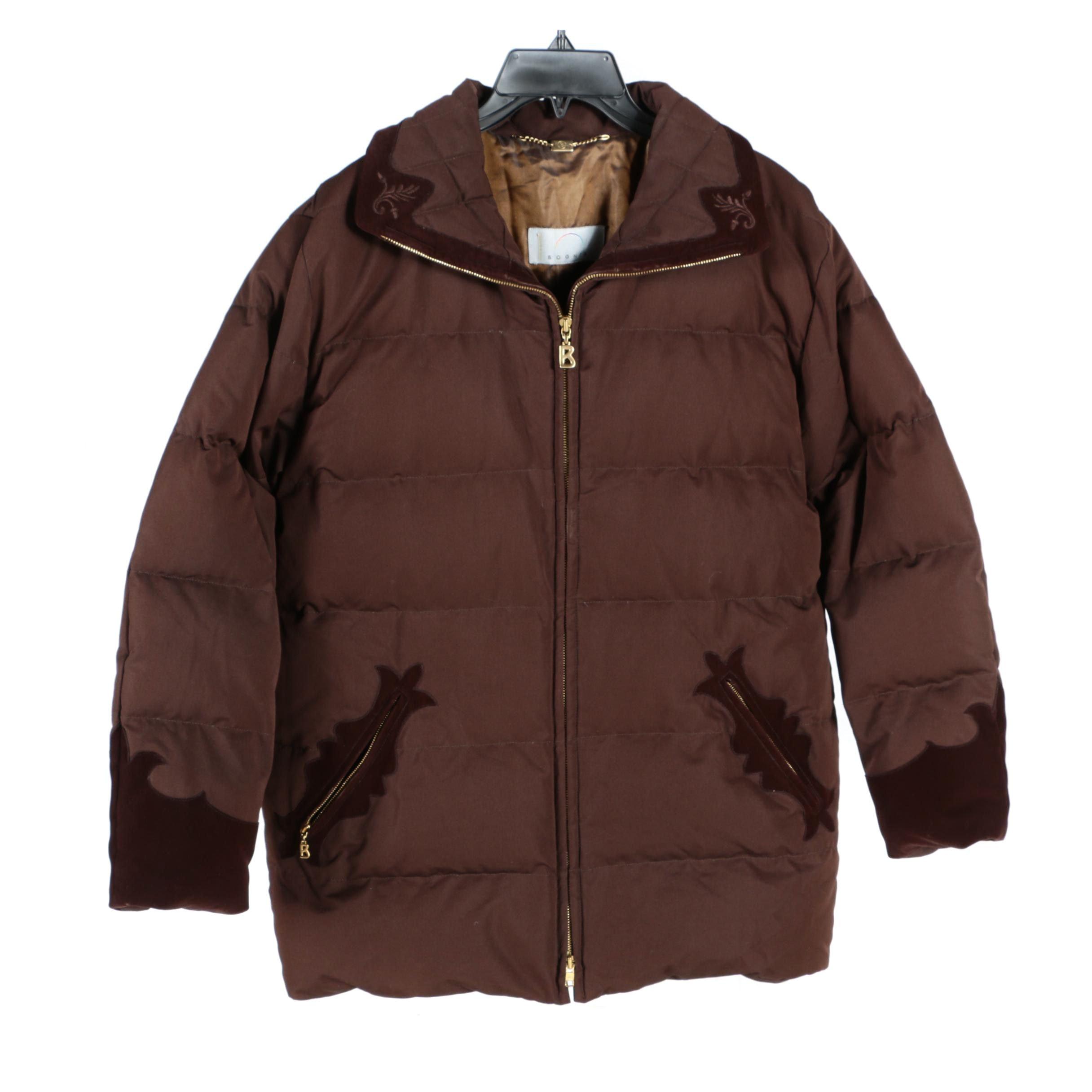 Women's Bogner Brown Jacket