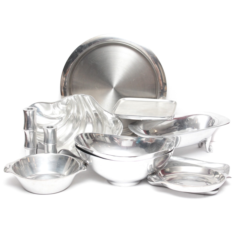 Cast Metal Tableware Collection