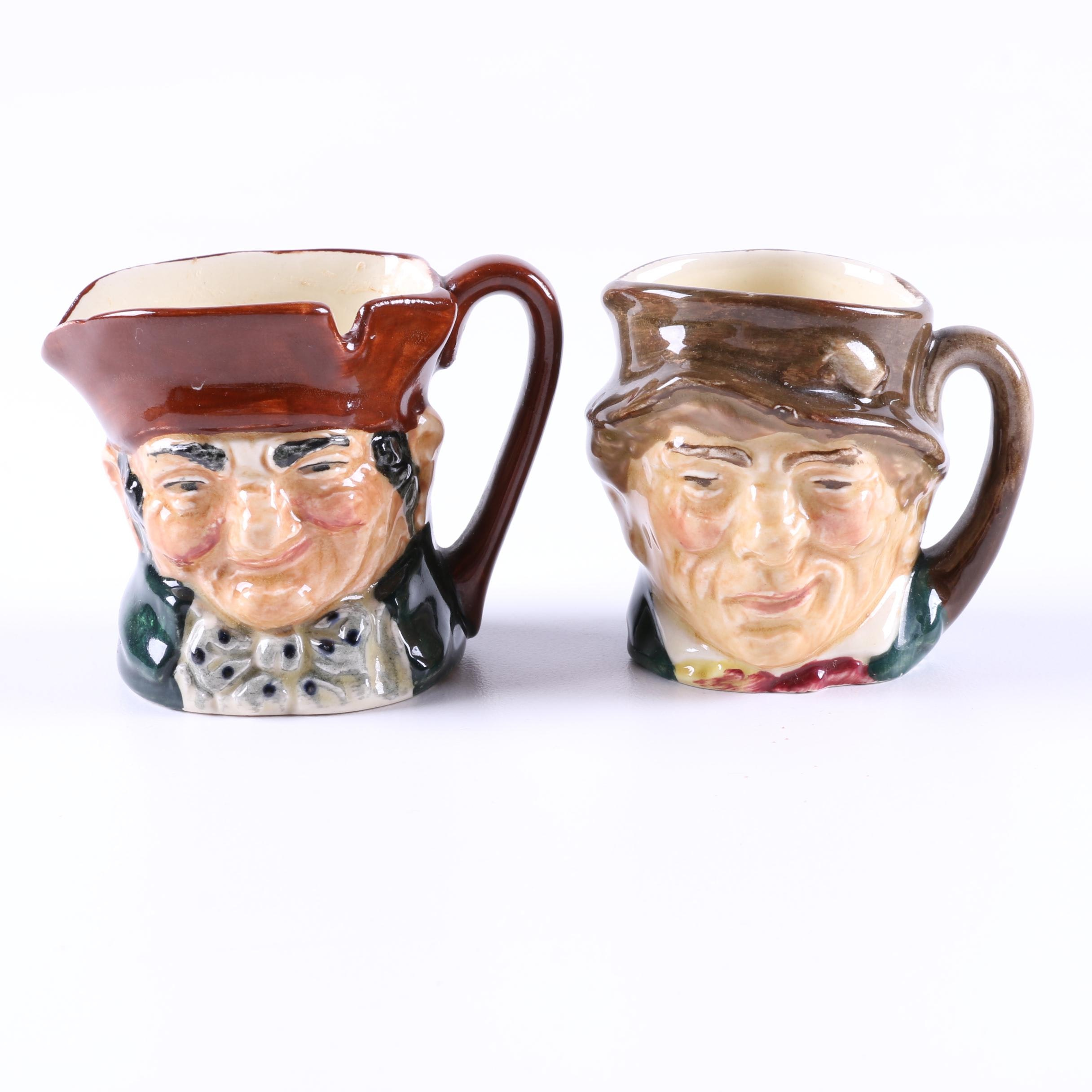 Royal Doulton Ceramic Character Mugs