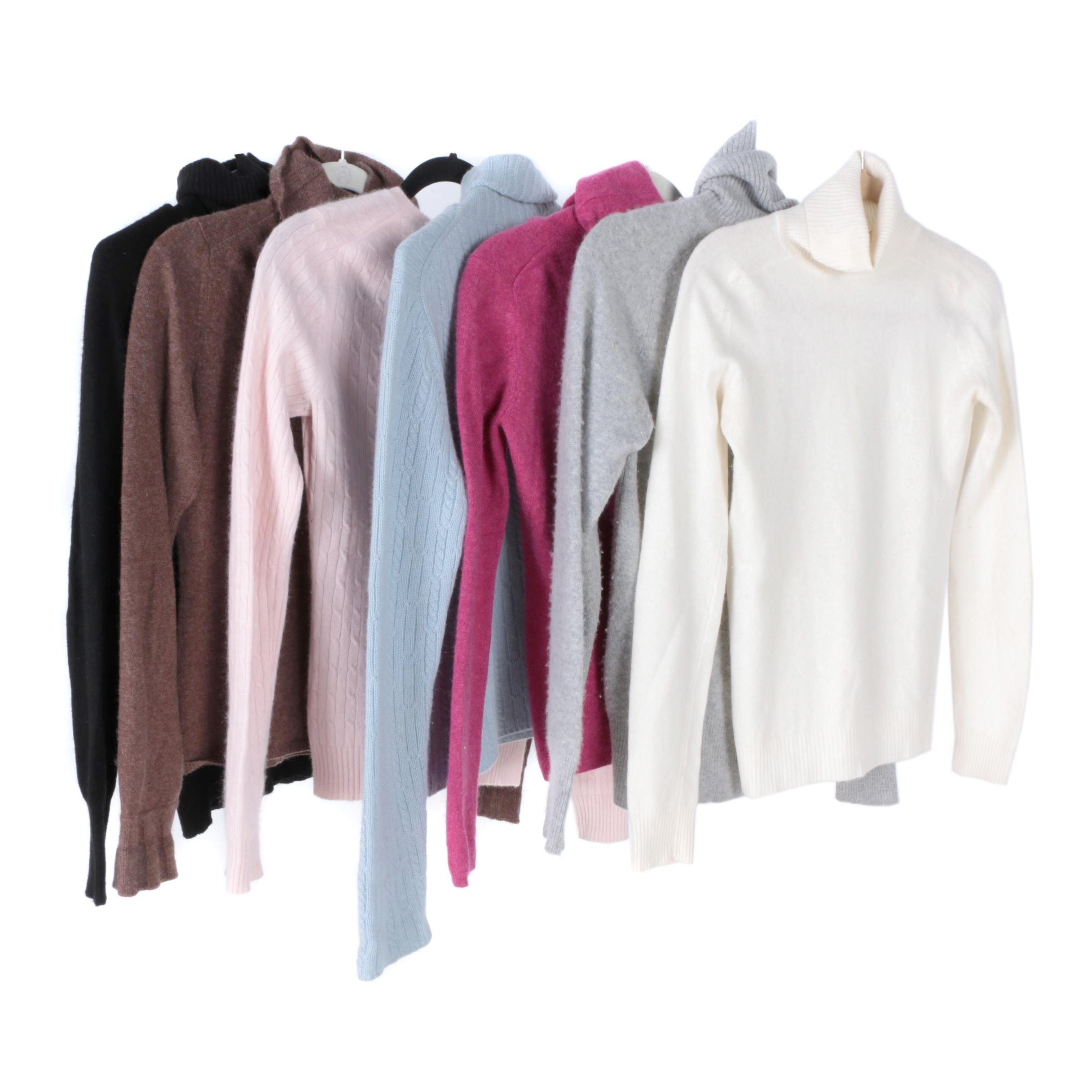 Women's Cashmere Sweaters