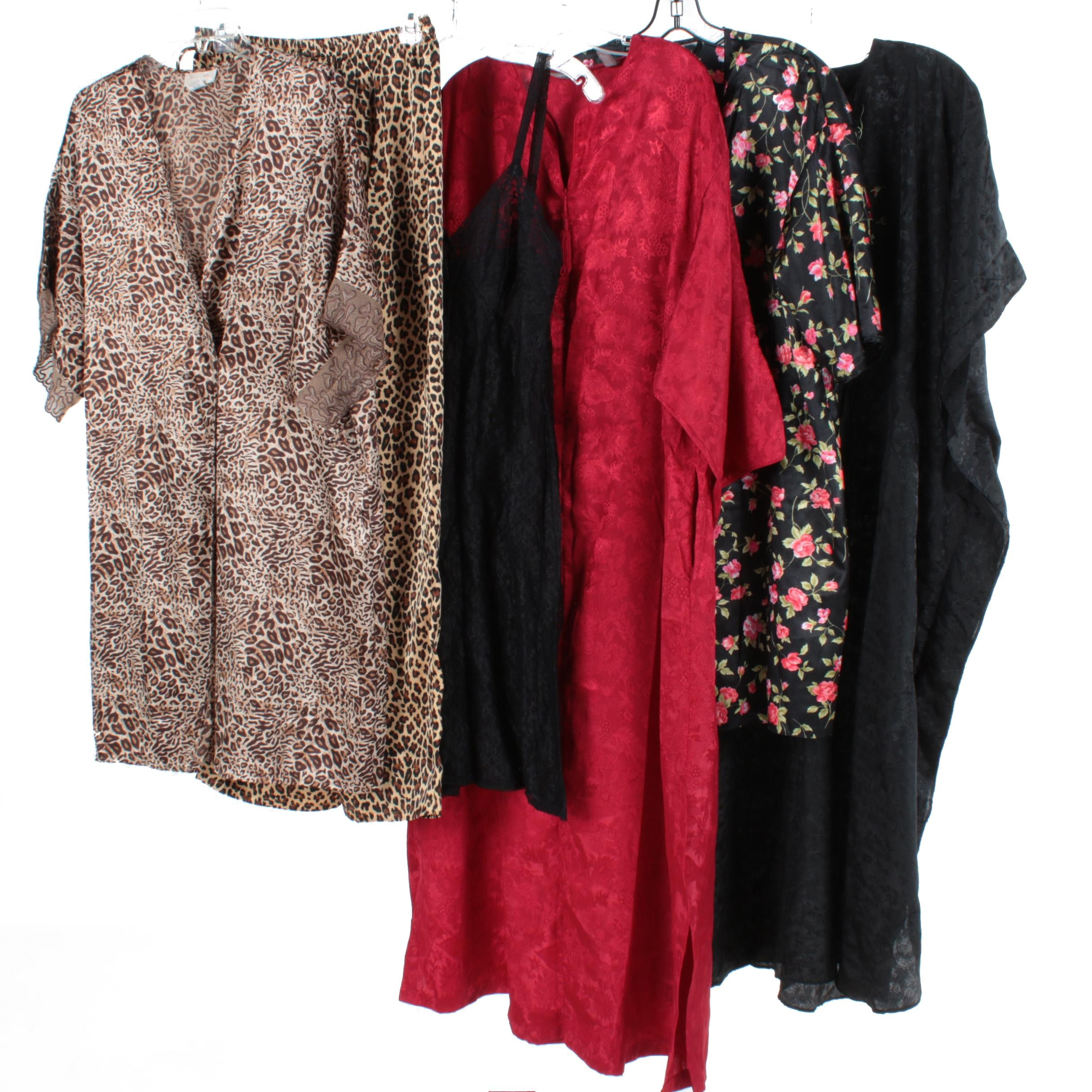Women's Sleepwear and Loungewear