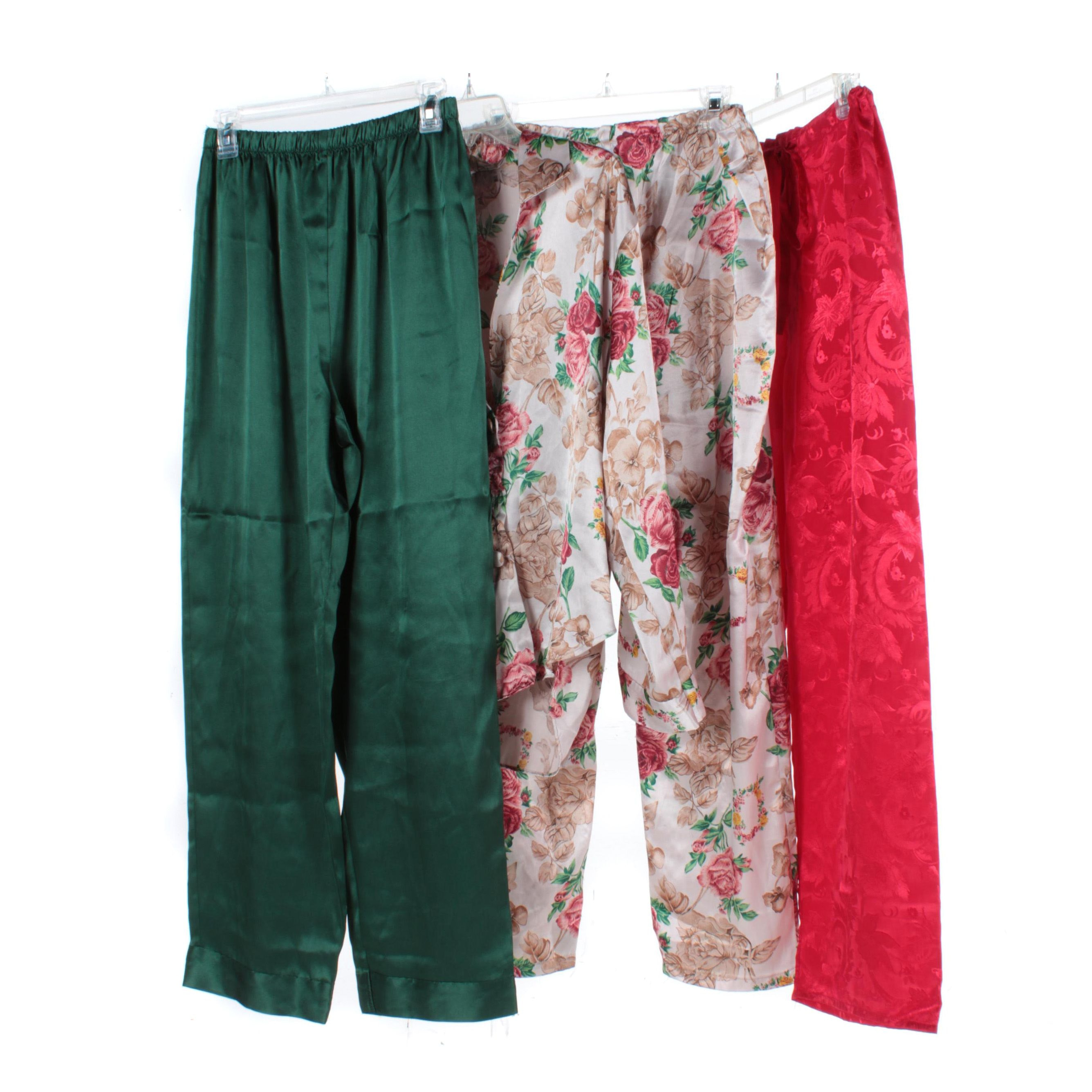 Women's Sleep Pants and Pajamas