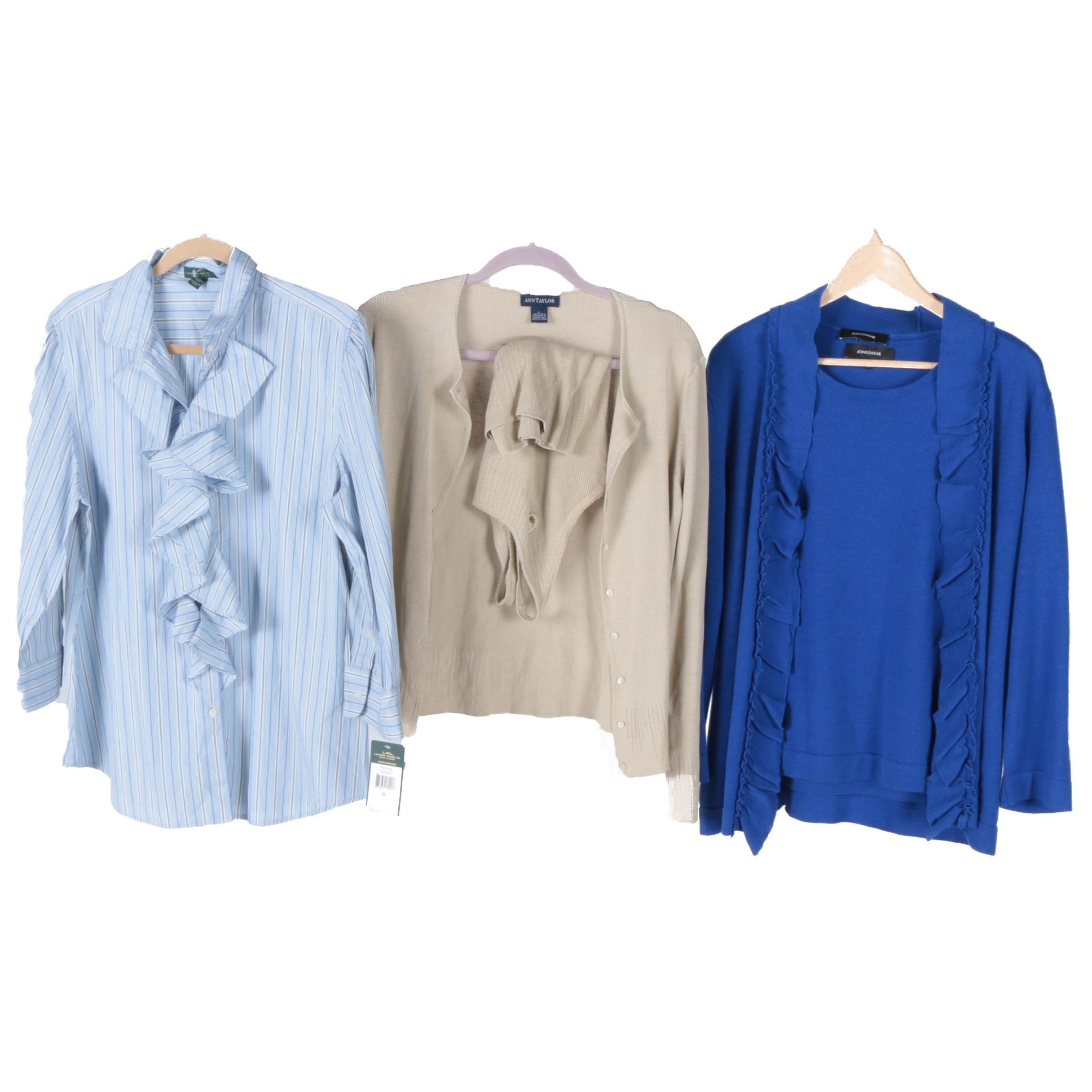 Women's Twin Sets and Blouse