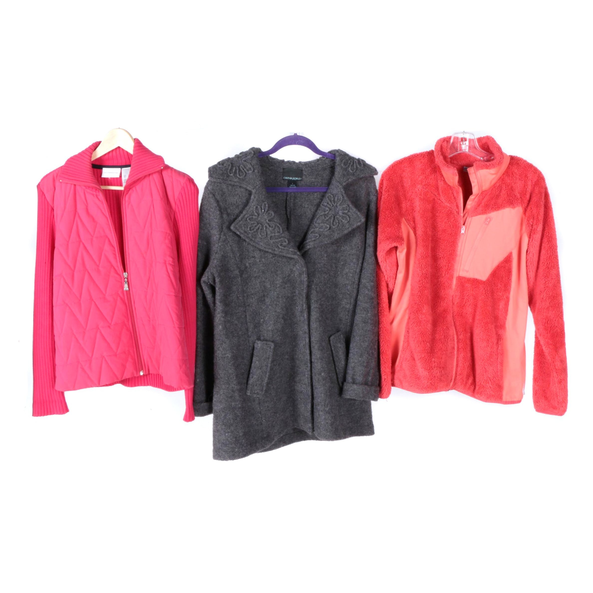 Women's Jackets Including Cynthia Rowley