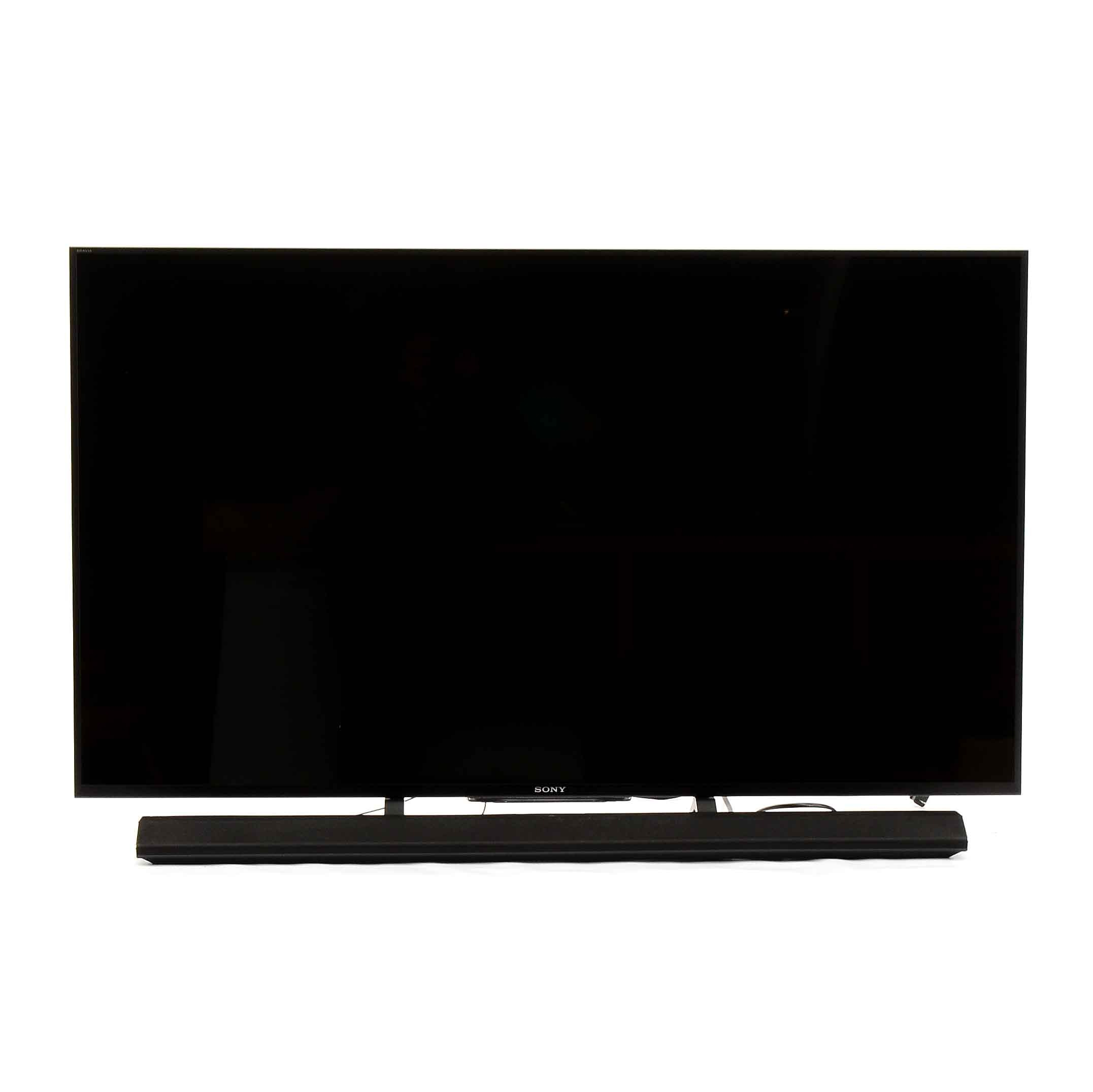 """Sony 55"""" 4K Ultra High Definition Television"""