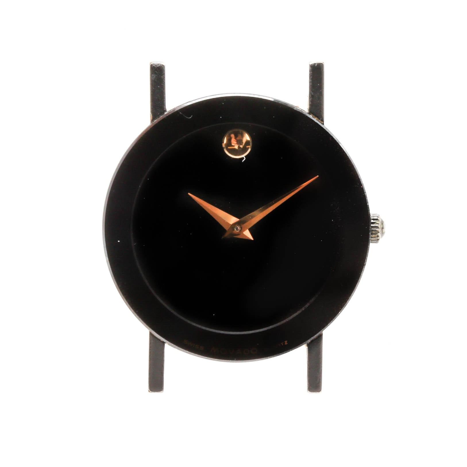Movado Museum Wristwatch Face