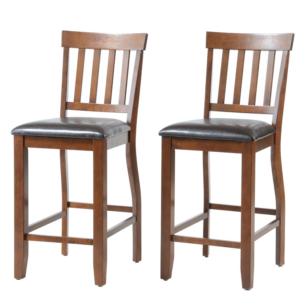Pair of Contemporary Stools