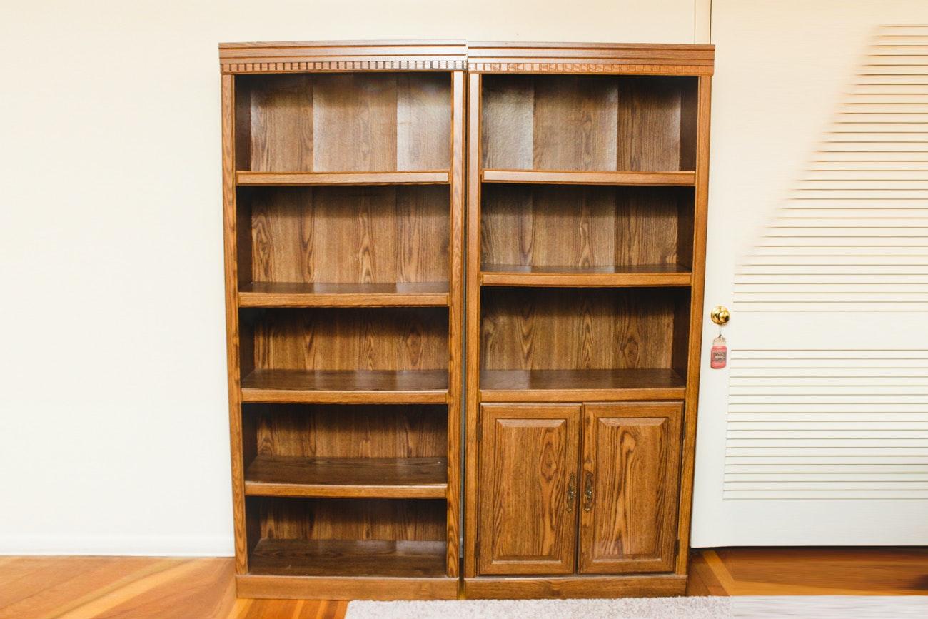 Free-Standing Bookcases