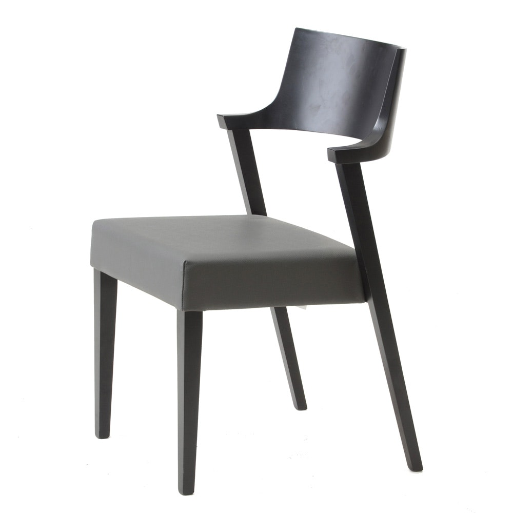 "Modern ""Lirica"" Side Chair by Domitalia"