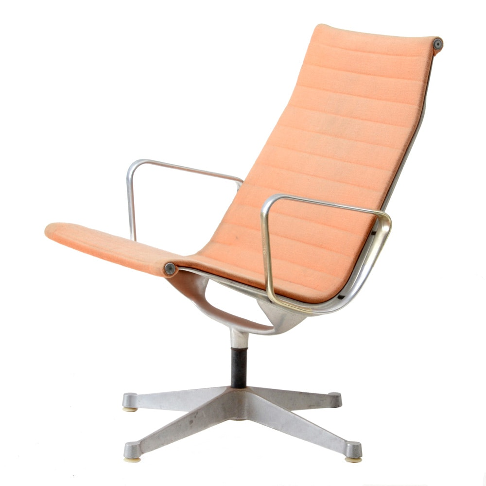 Eames for Herman Miller Aluminum Group Swivel Chair