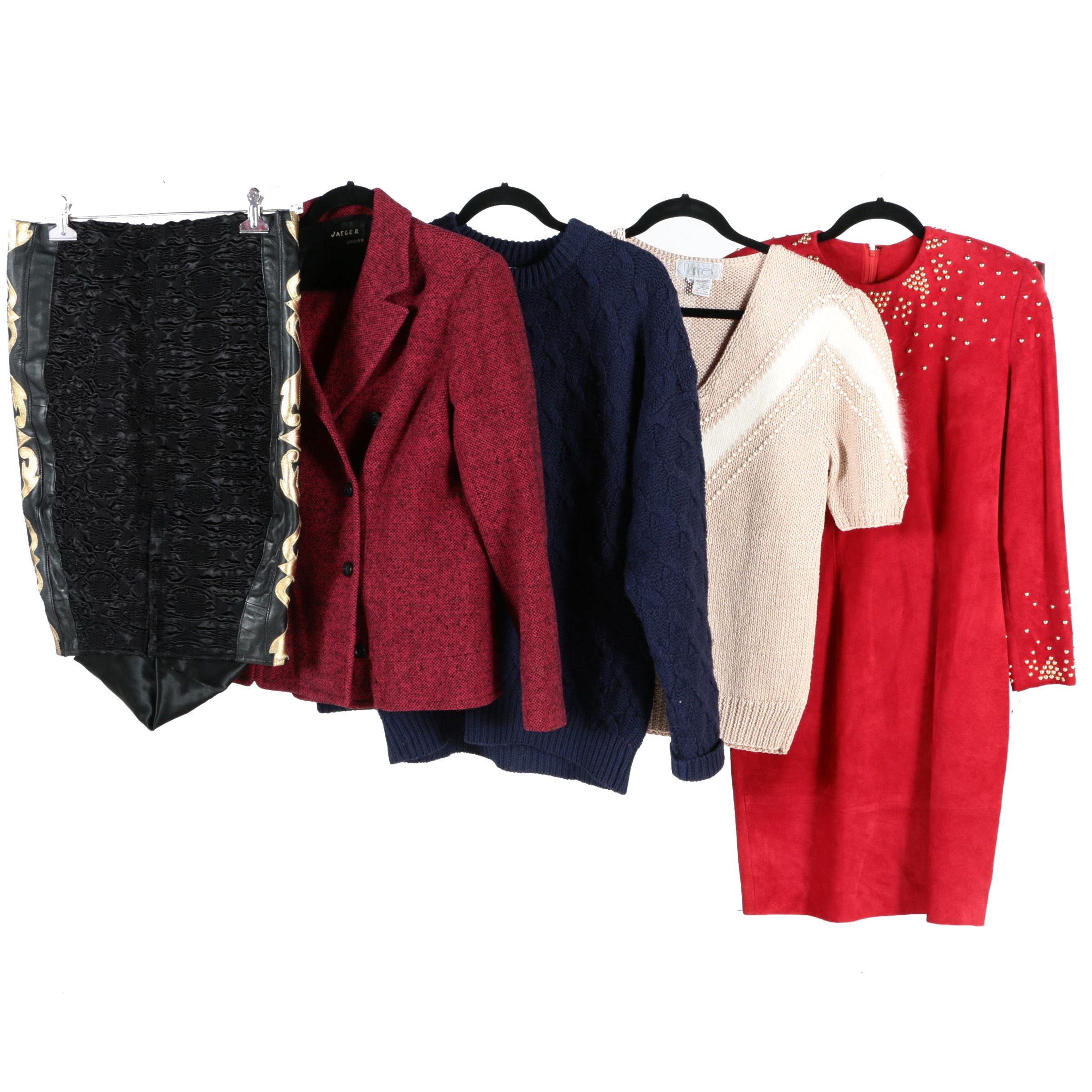 Women's Vintage Clothing Separates